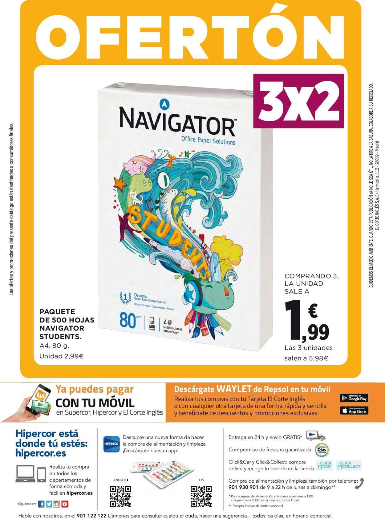 Hipercor Folleto - 29.08-11.09.2019 (Página 66)