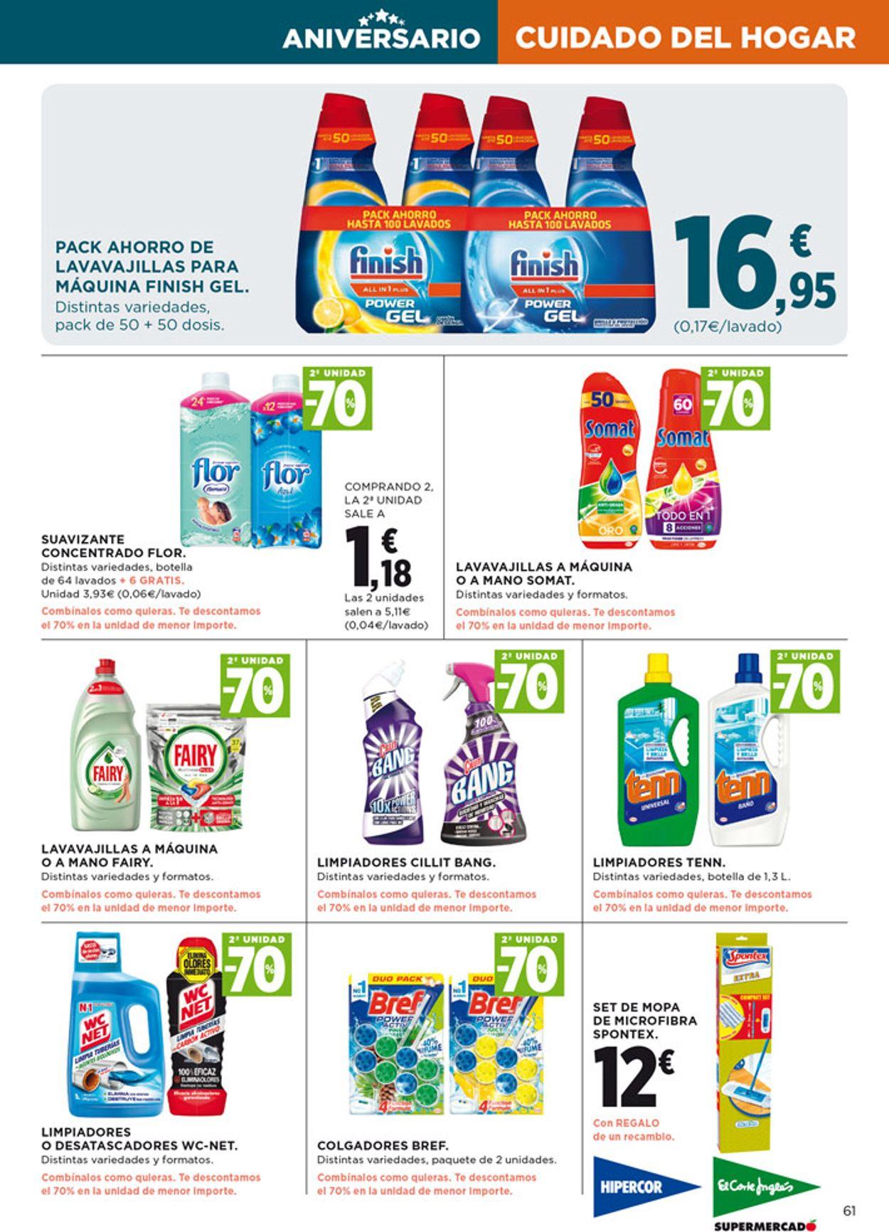 Hipercor Folleto - 24.10-13.11.2019 (Página 63)