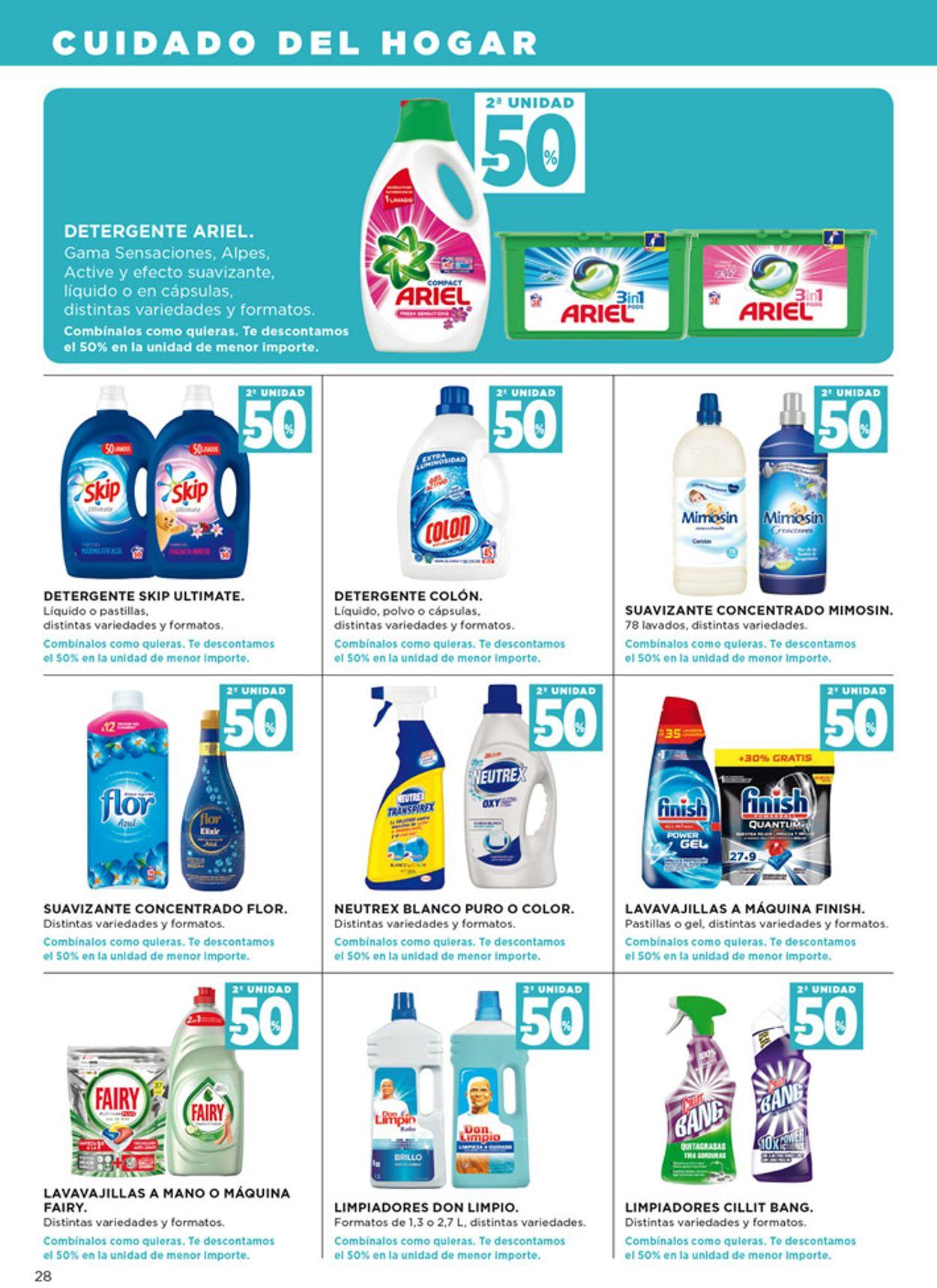 Hipercor Folleto - 30.01-12.02.2020 (Página 28)