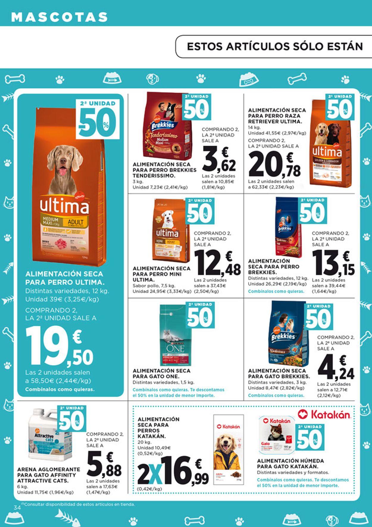 Hipercor Folleto - 30.01-12.02.2020 (Página 34)