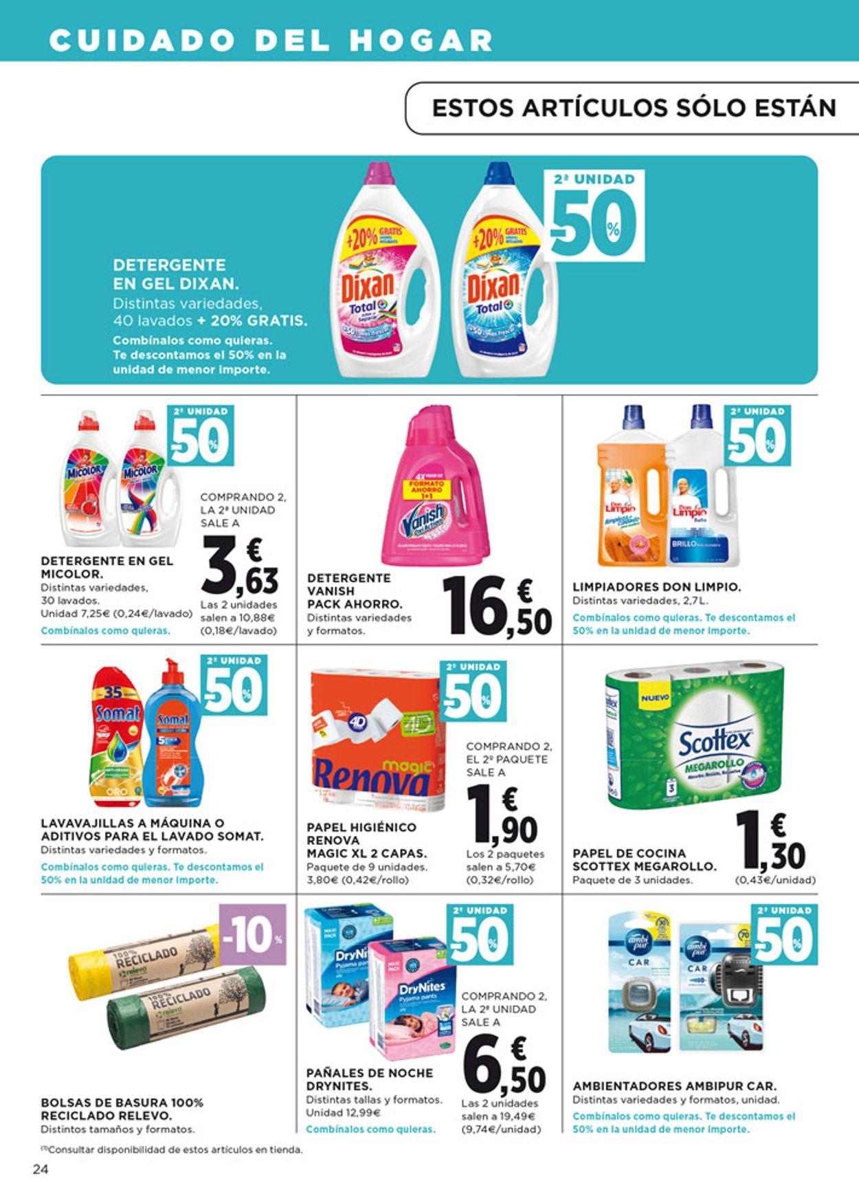 Hipercor Folleto - 12.03-25.03.2020 (Página 26)