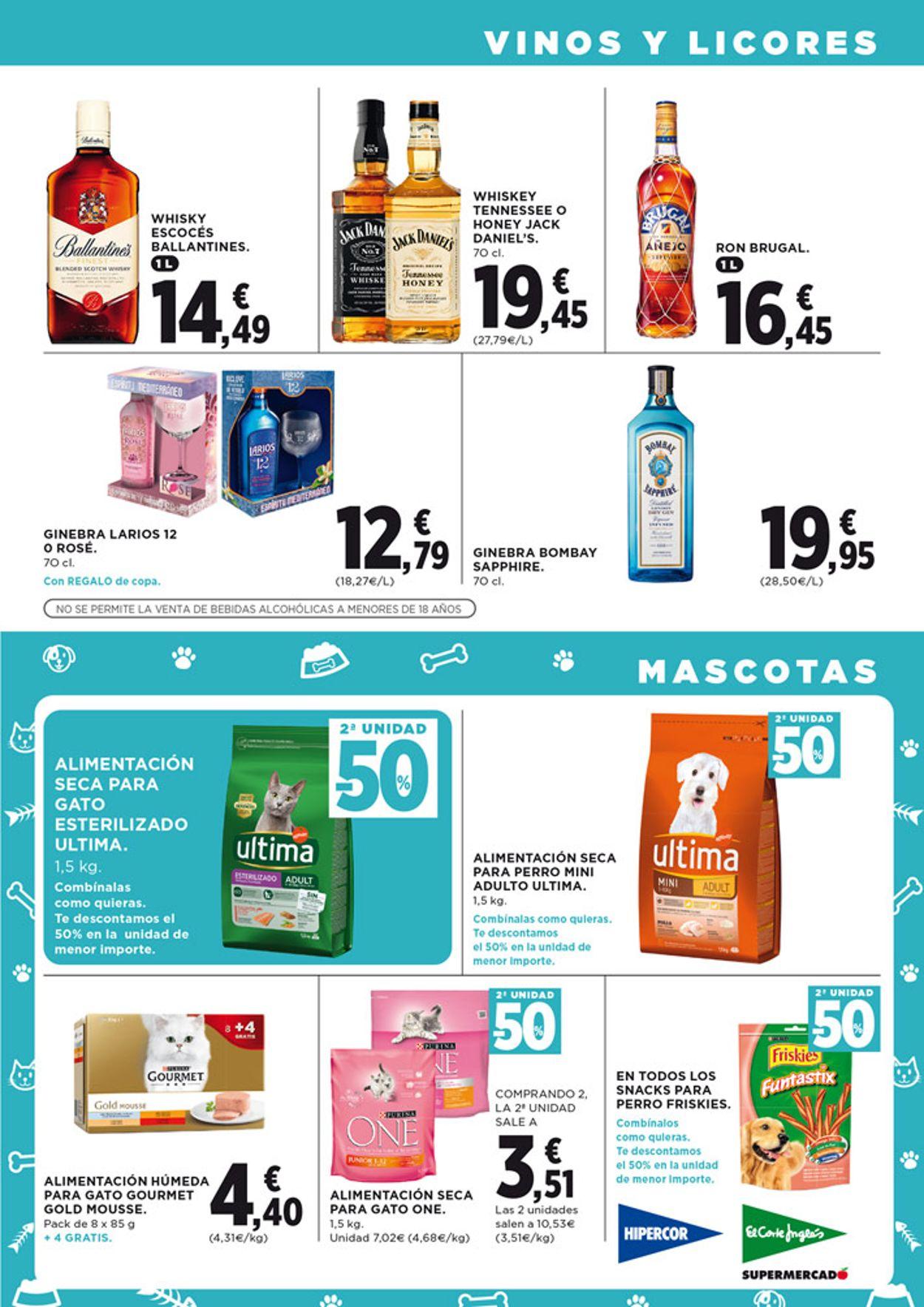 Hipercor Folleto - 08.04-22.04.2020 (Página 21)