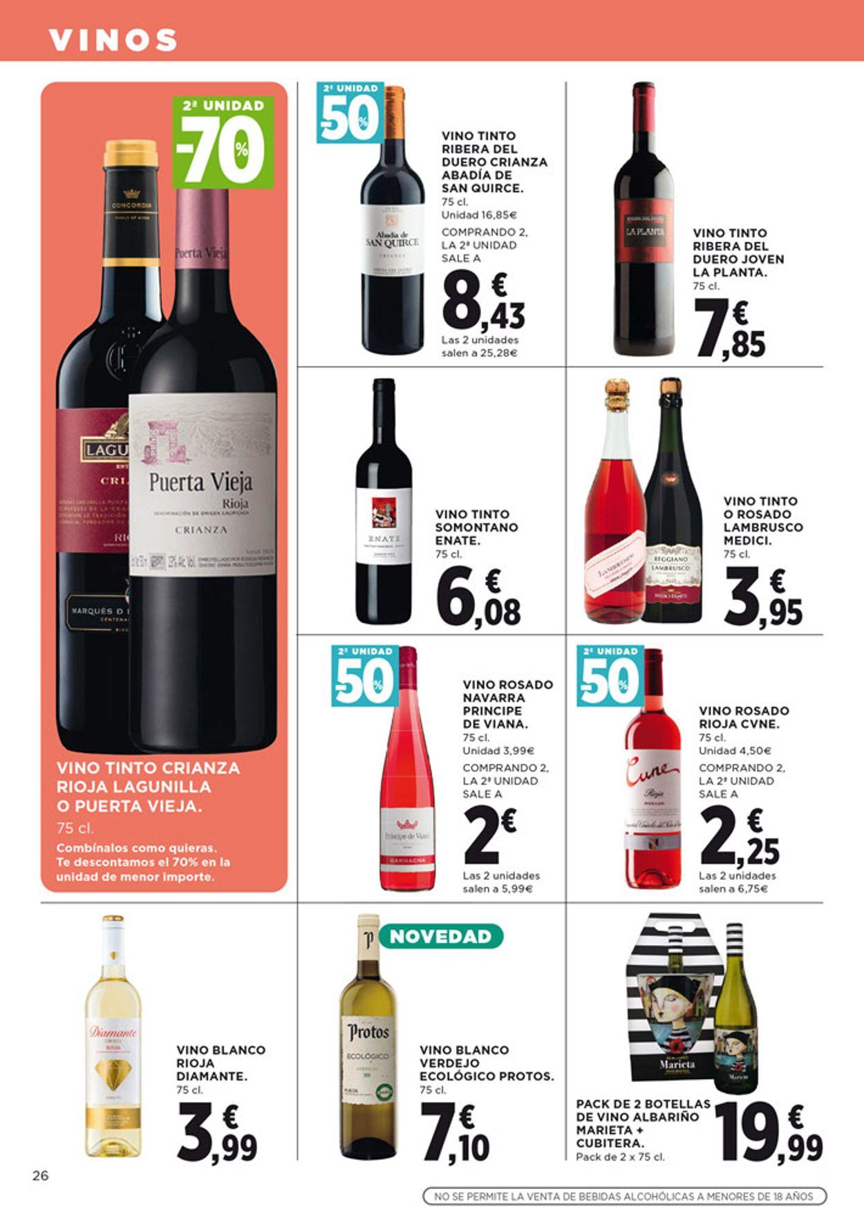 Hipercor Folleto - 23.04-06.05.2020 (Página 26)