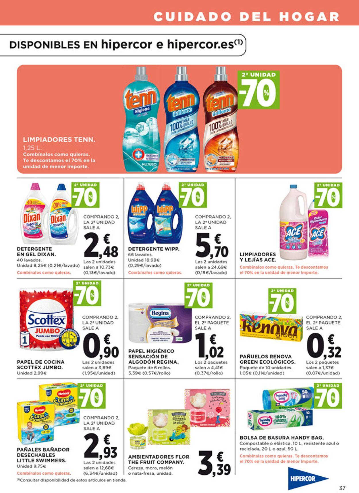 Hipercor Folleto - 23.04-06.05.2020 (Página 37)