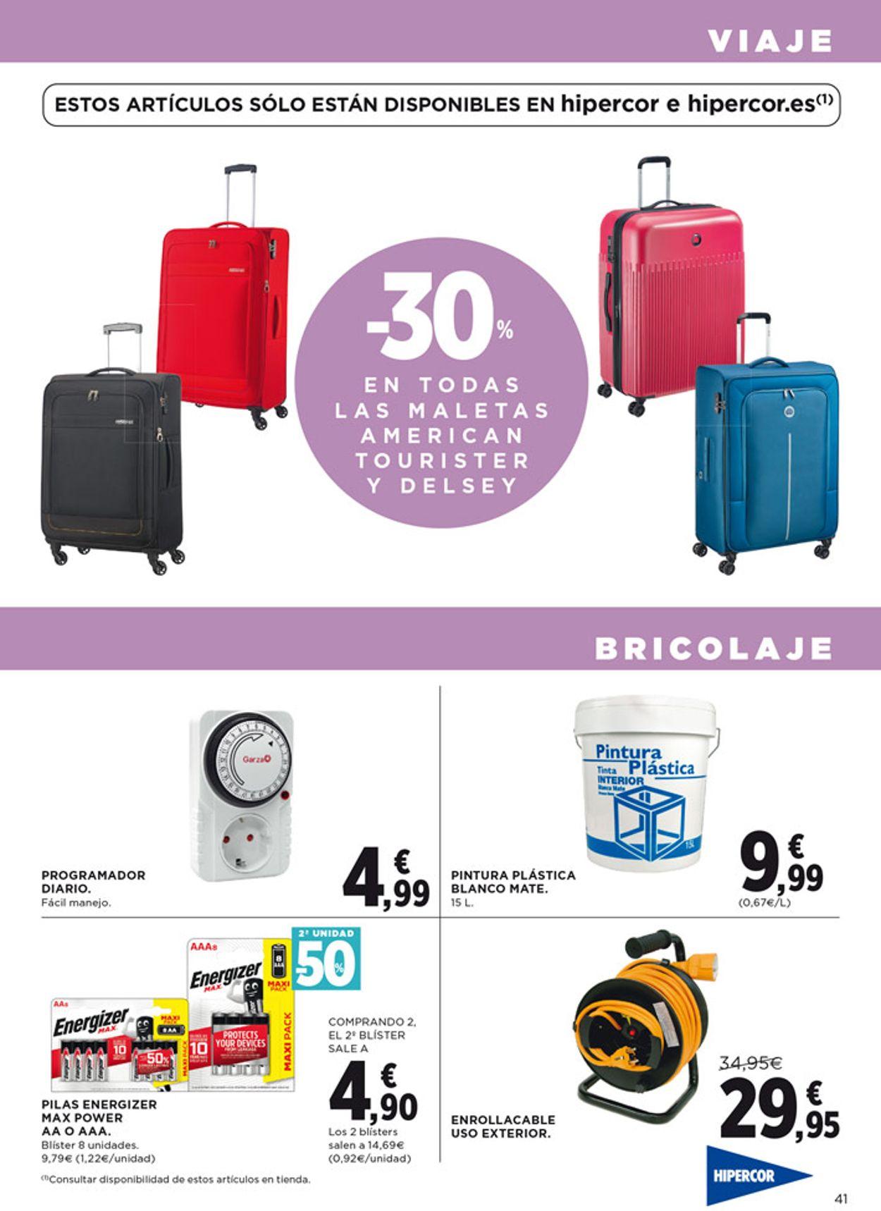 Hipercor Folleto - 18.06-01.07.2020 (Página 41)