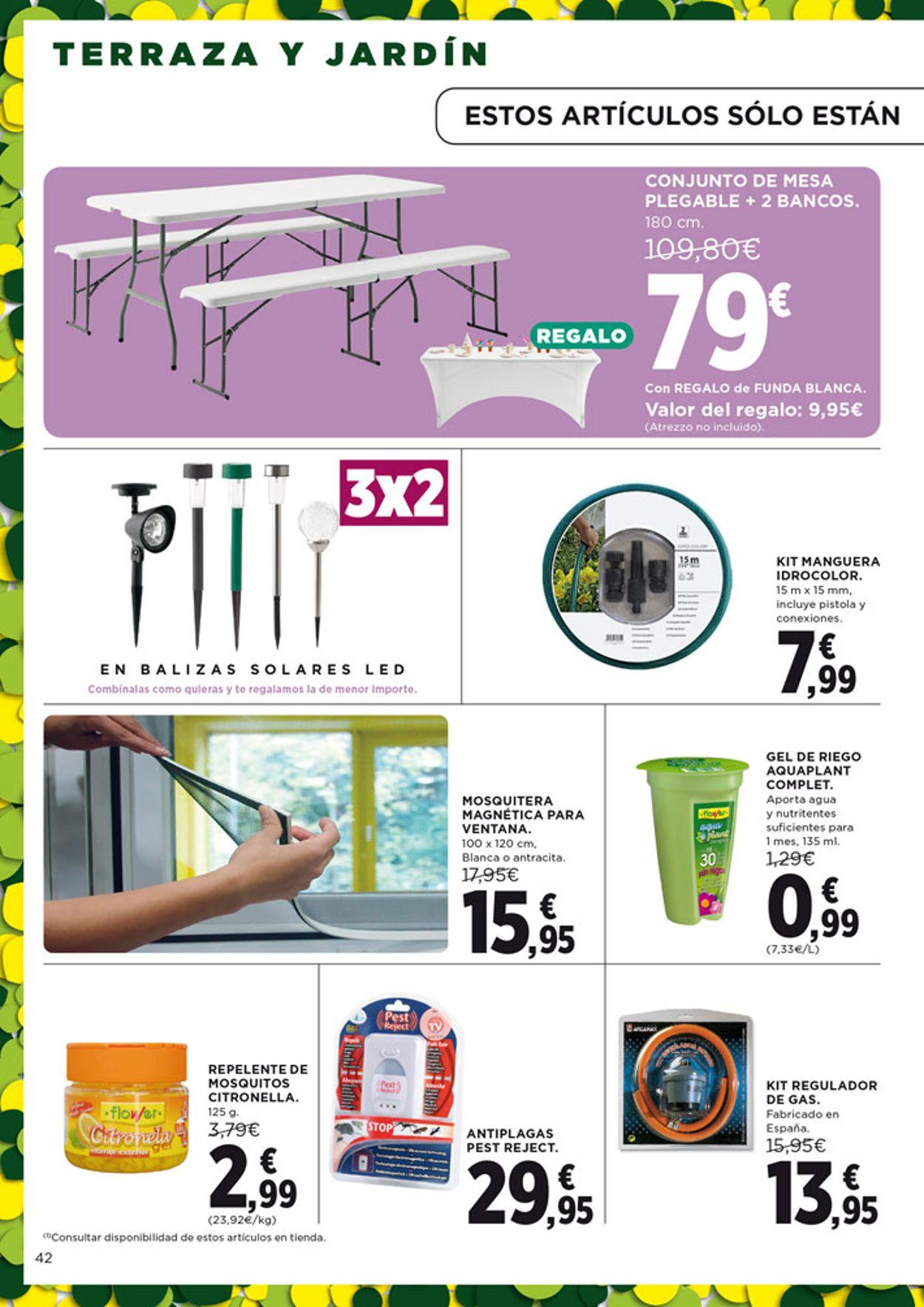 Hipercor Folleto - 18.06-01.07.2020 (Página 42)