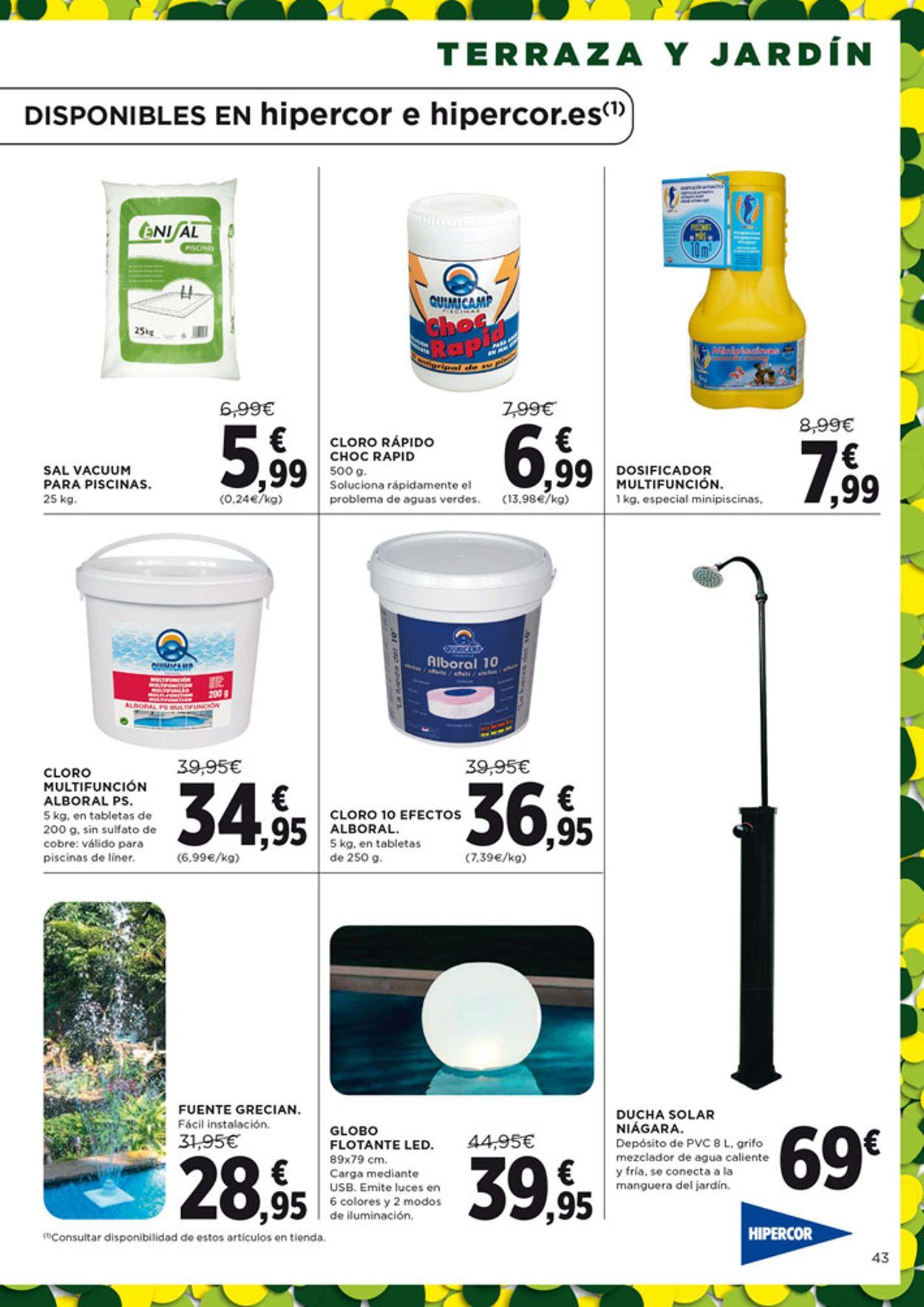 Hipercor Folleto - 18.06-01.07.2020 (Página 43)