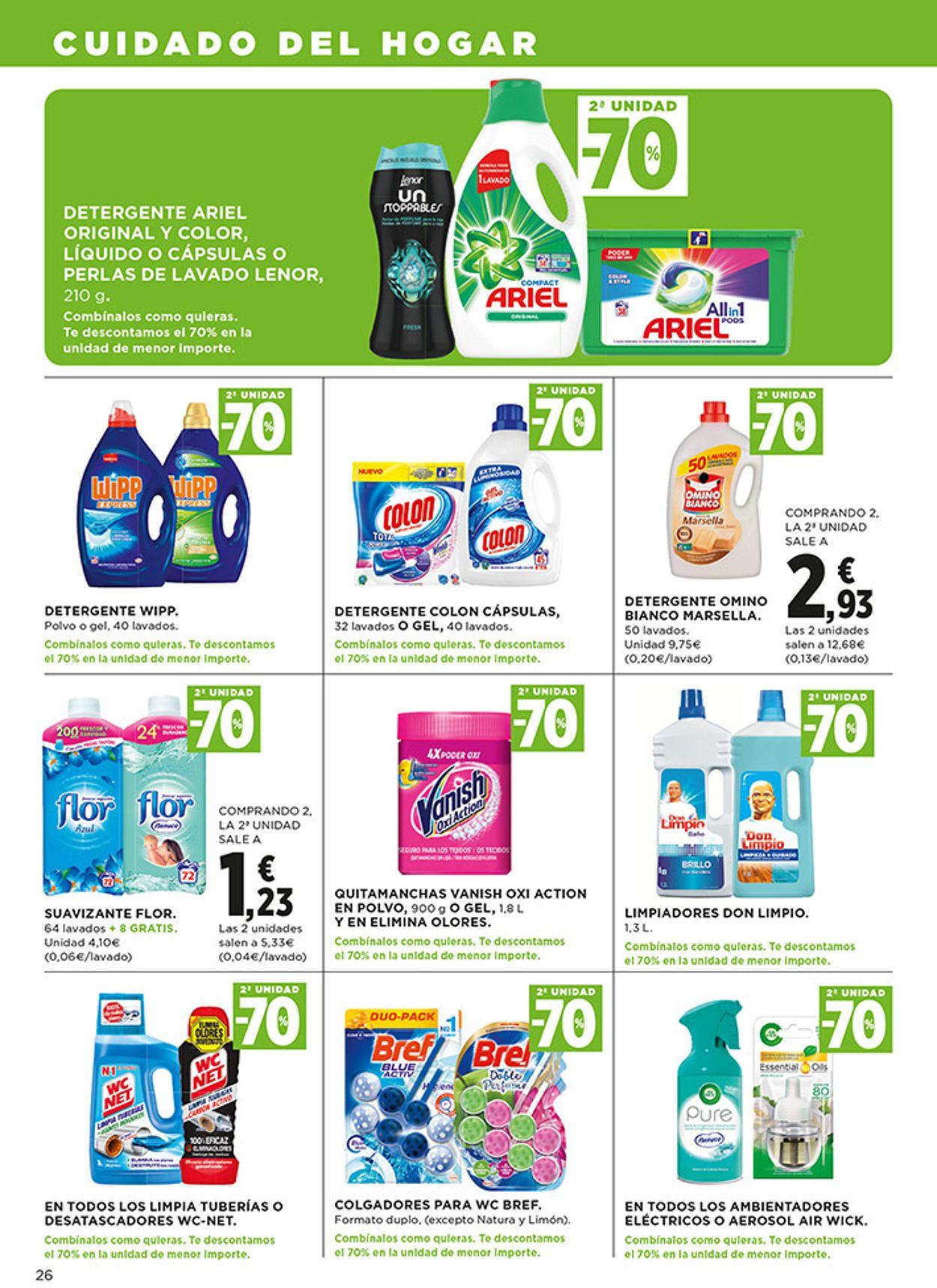 Hipercor Folleto - 02.07-15.07.2020 (Página 26)