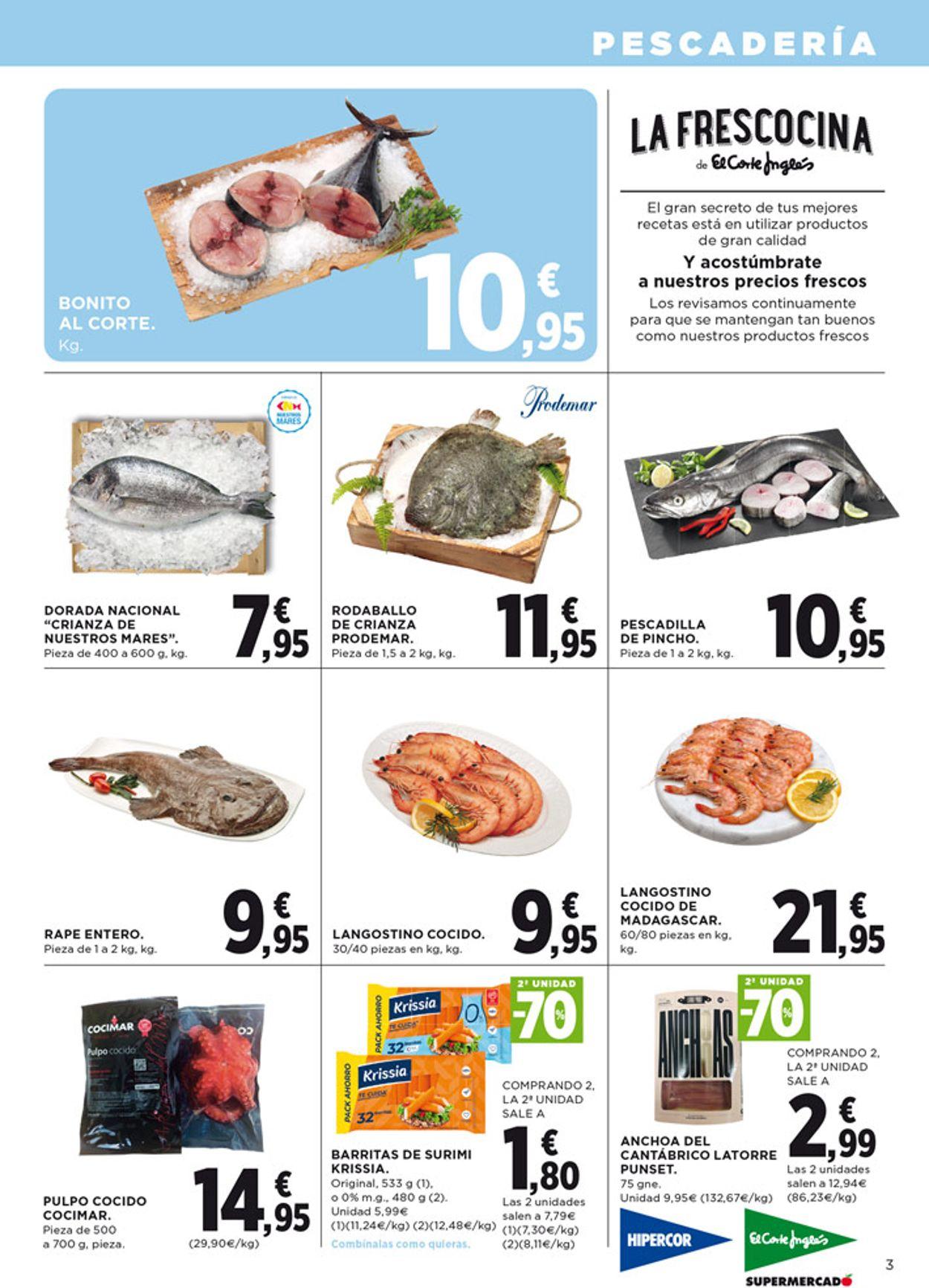 Hipercor Folleto - 30.07-12.08.2020 (Página 3)
