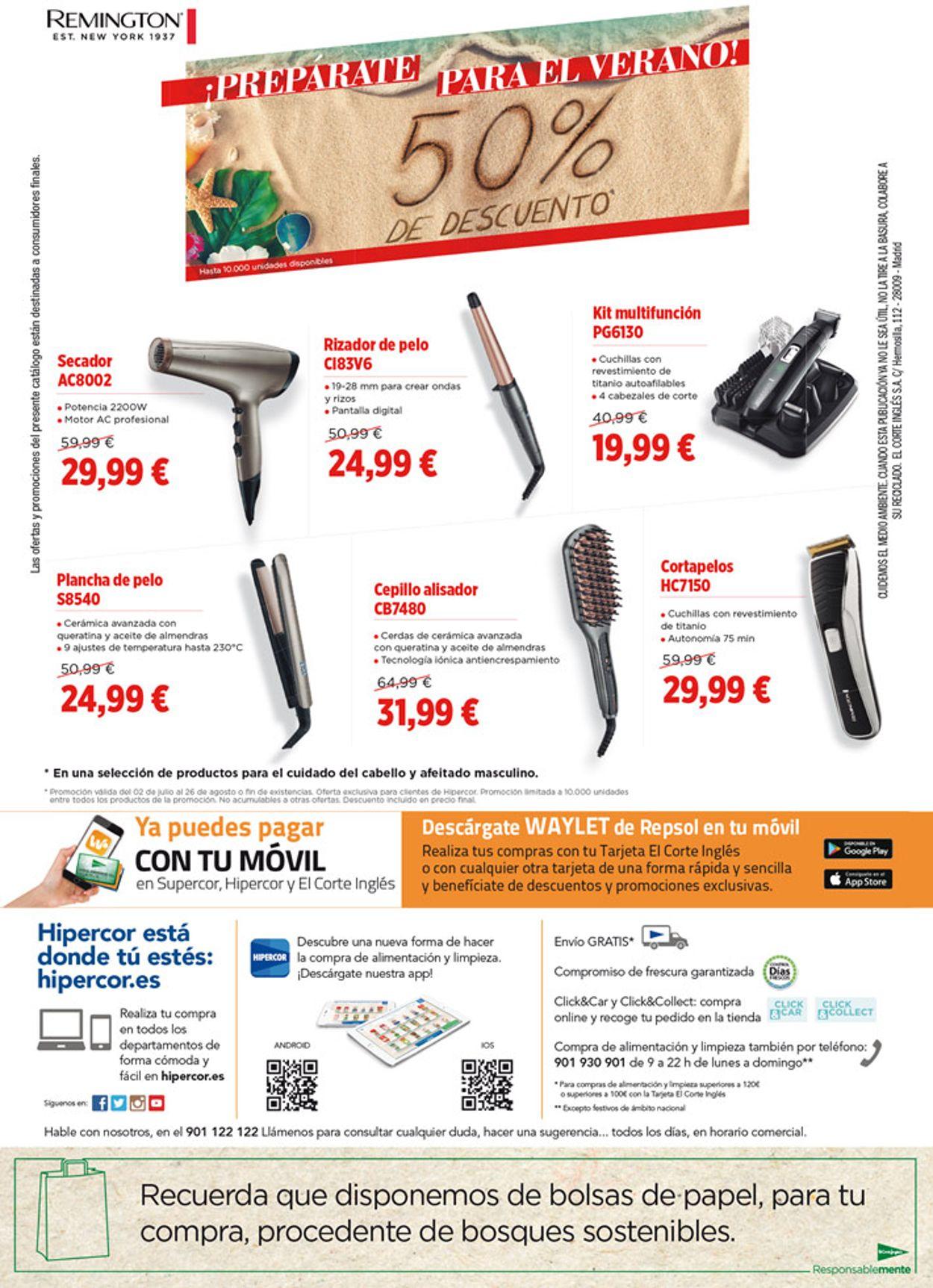 Hipercor Folleto - 30.07-12.08.2020 (Página 48)