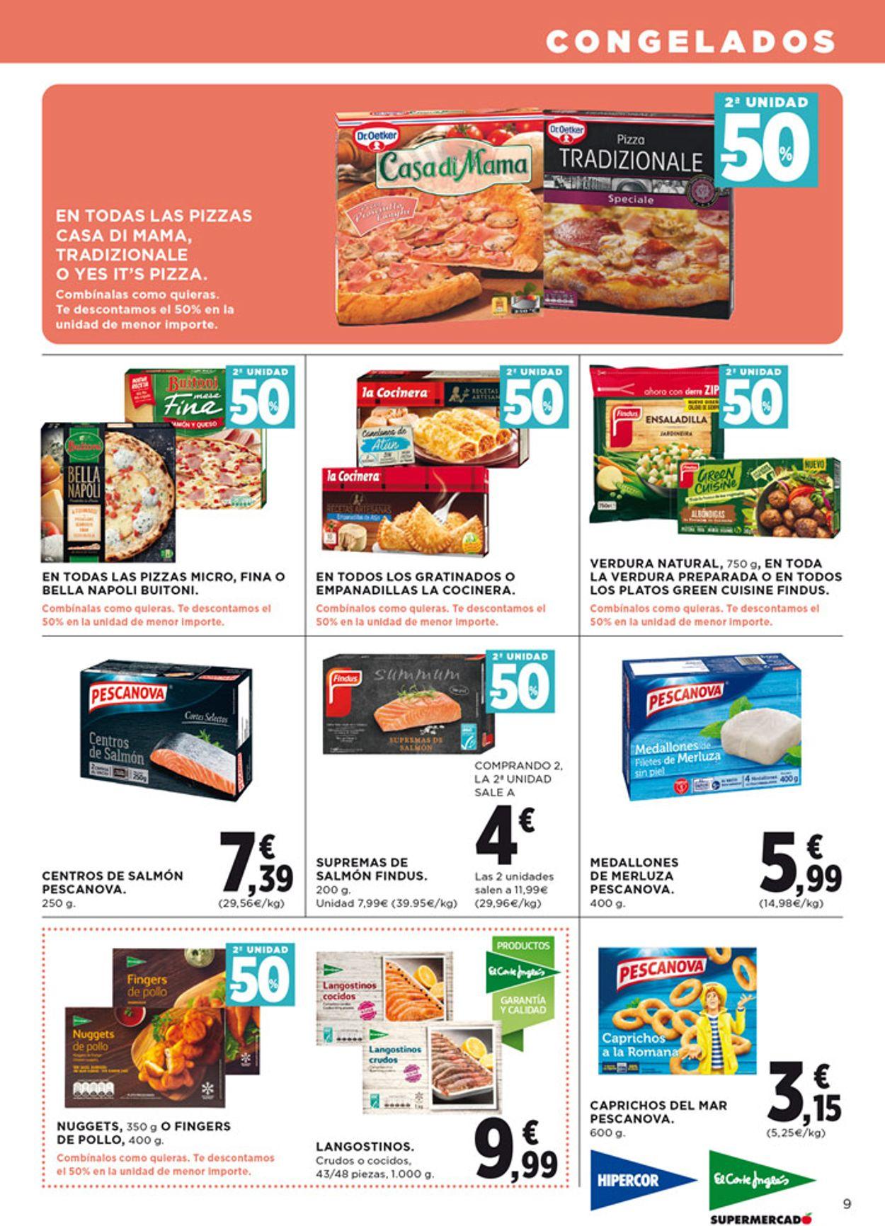 Hipercor Folleto - 13.08-26.08.2020 (Página 9)