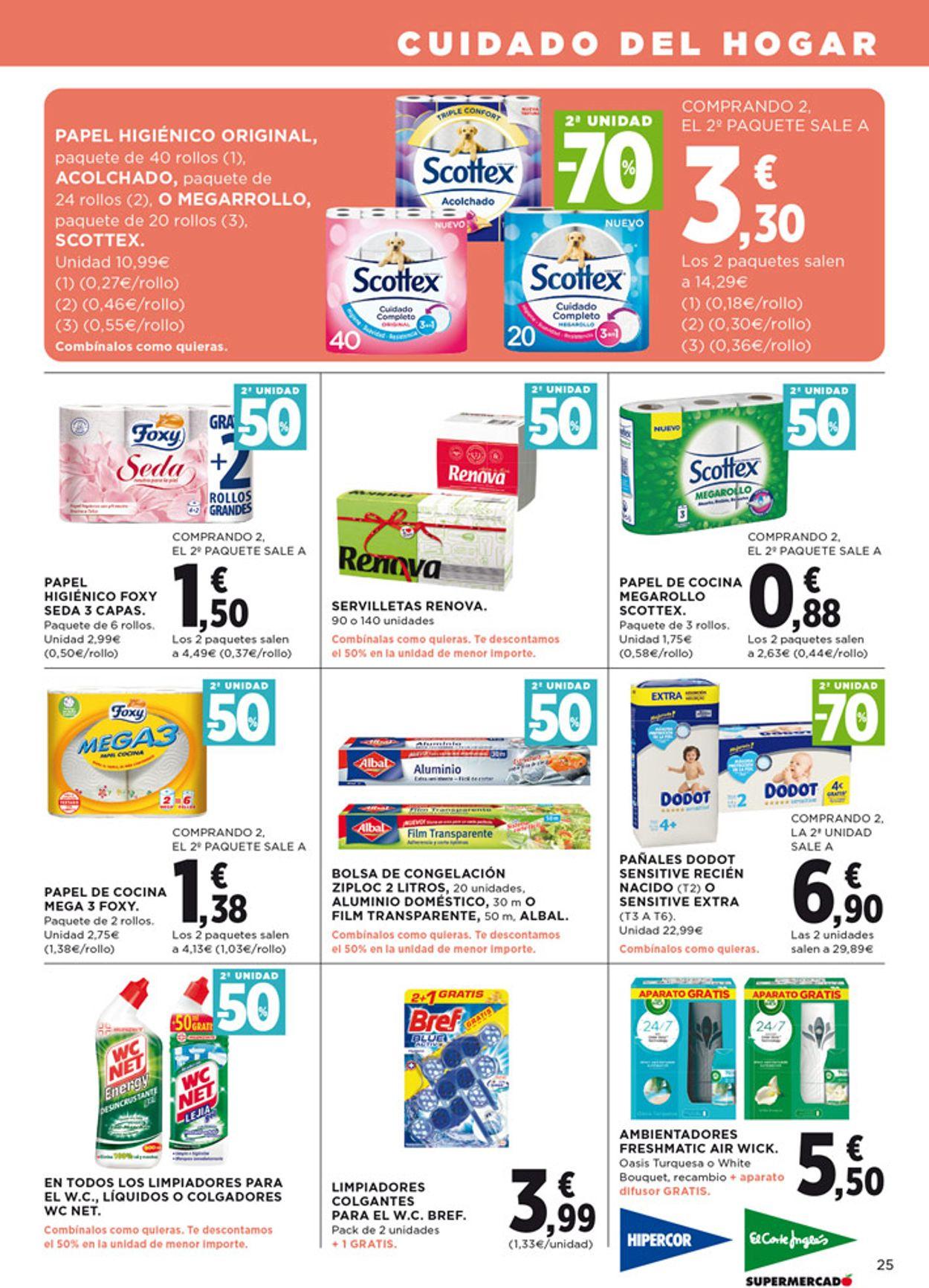 Hipercor Folleto - 13.08-26.08.2020 (Página 25)