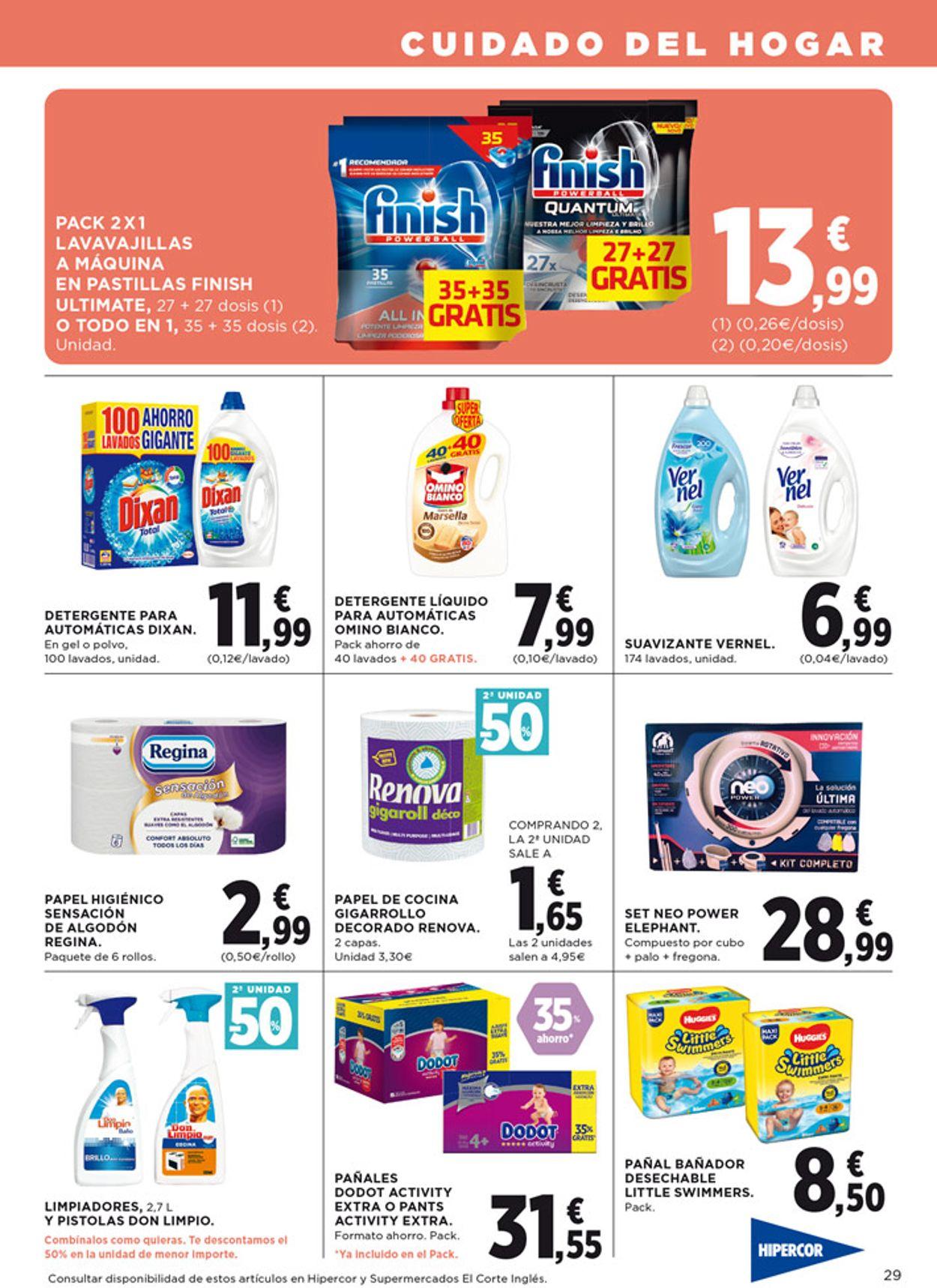 Hipercor Folleto - 13.08-26.08.2020 (Página 29)