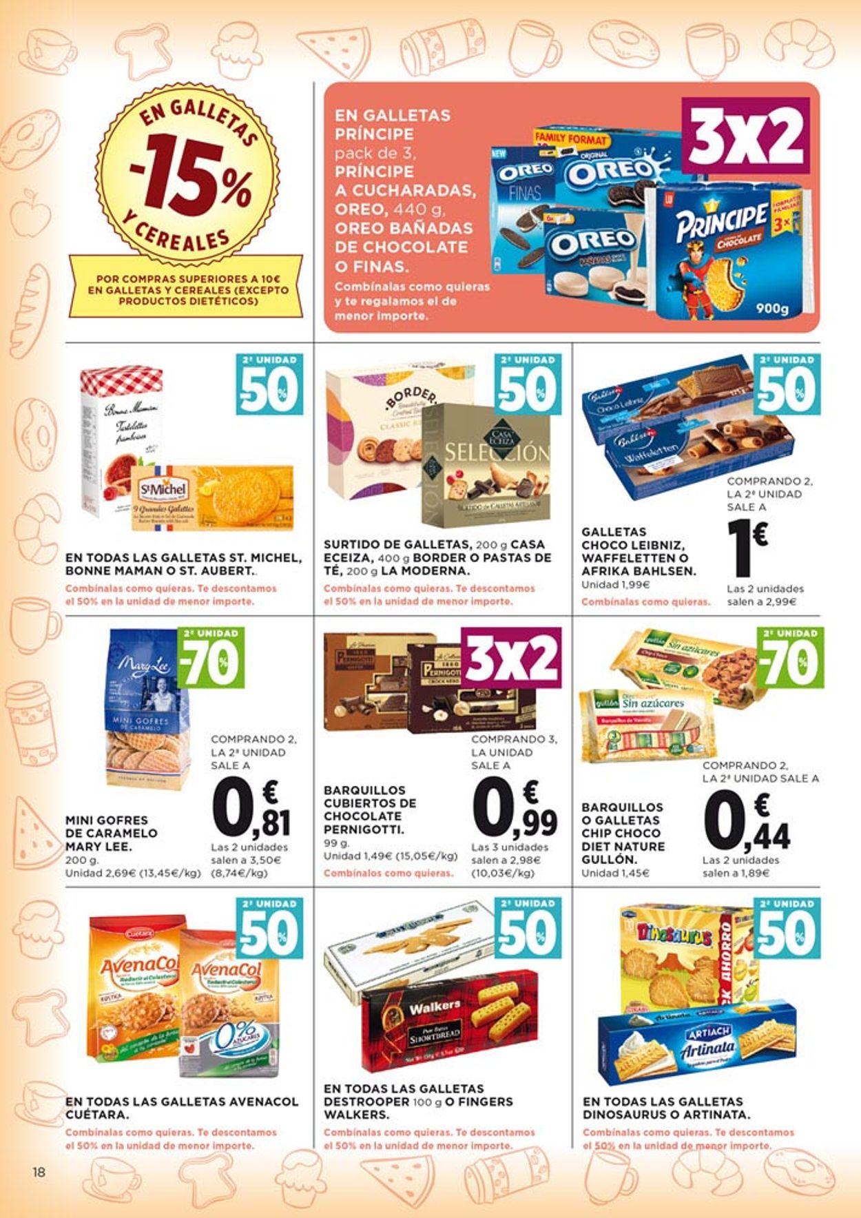 Hipercor Folleto - 27.08-09.09.2020 (Página 18)