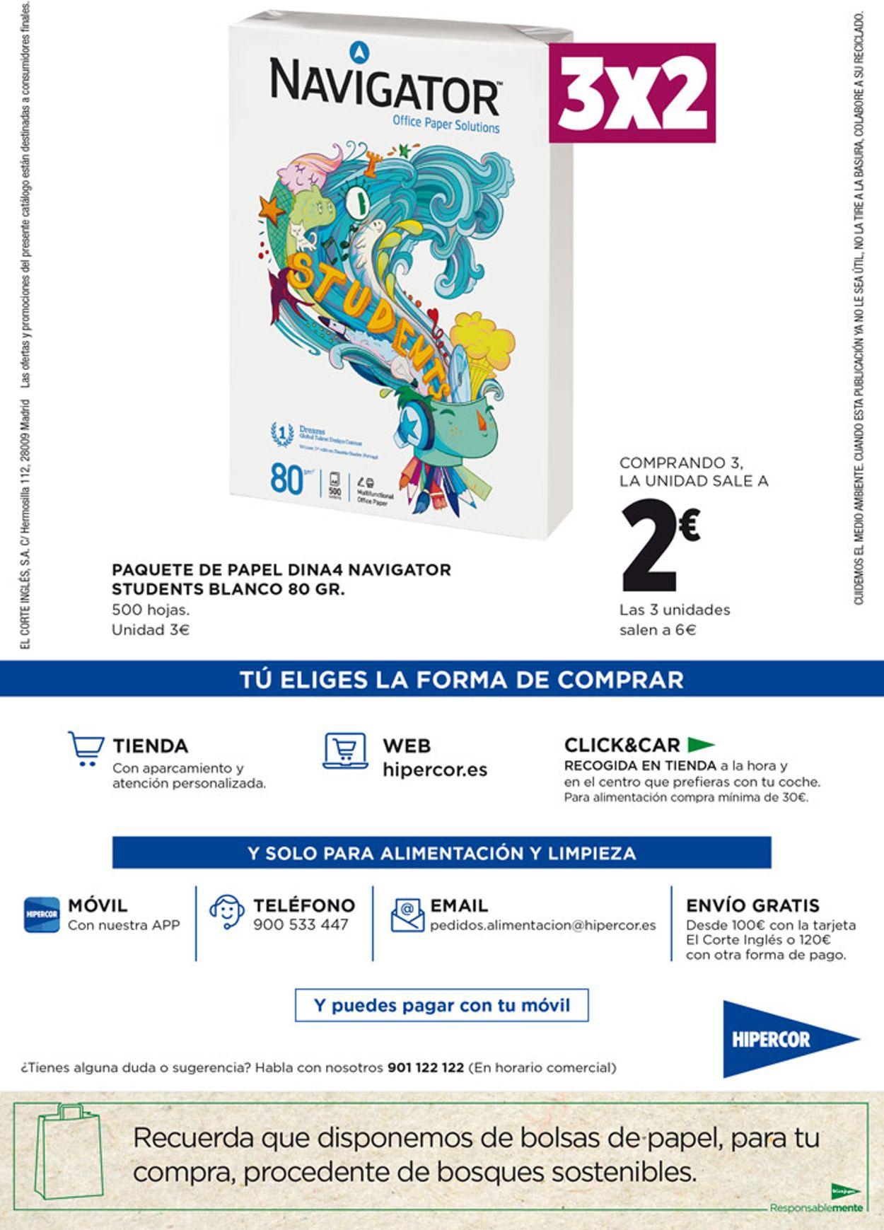 Hipercor Folleto - 27.08-09.09.2020 (Página 68)