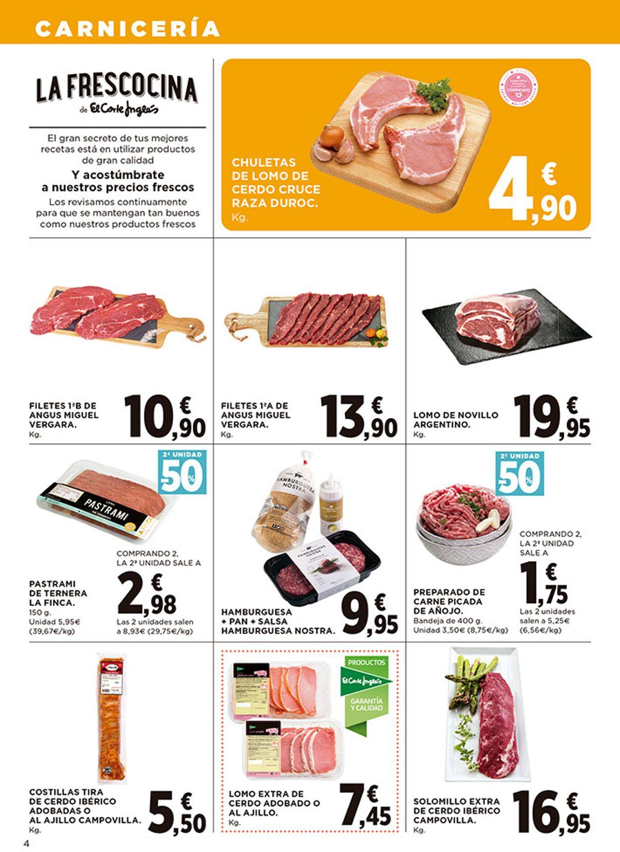 Hipercor Folleto - 10.09-23.09.2020 (Página 4)