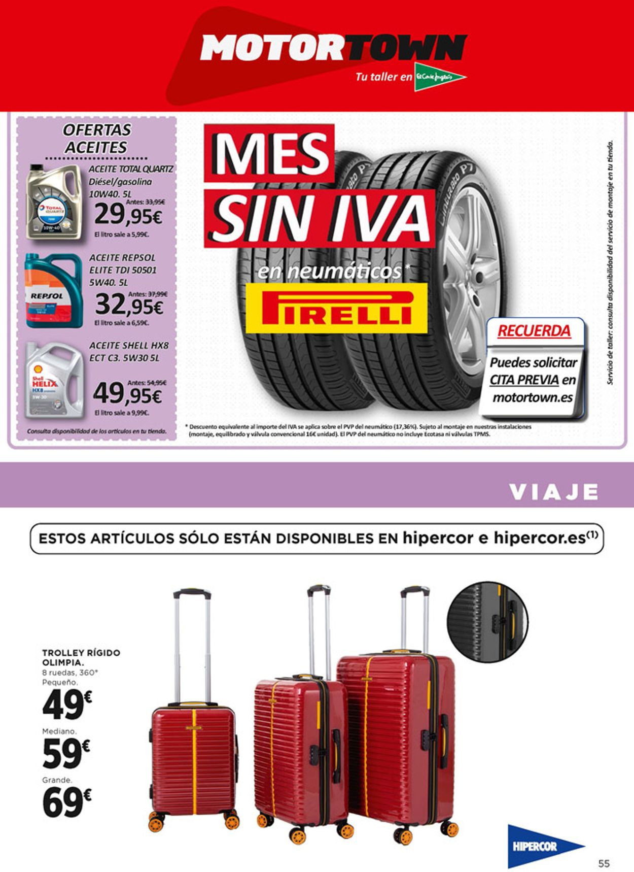 Hipercor Folleto - 24.09-07.10.2020 (Página 55)