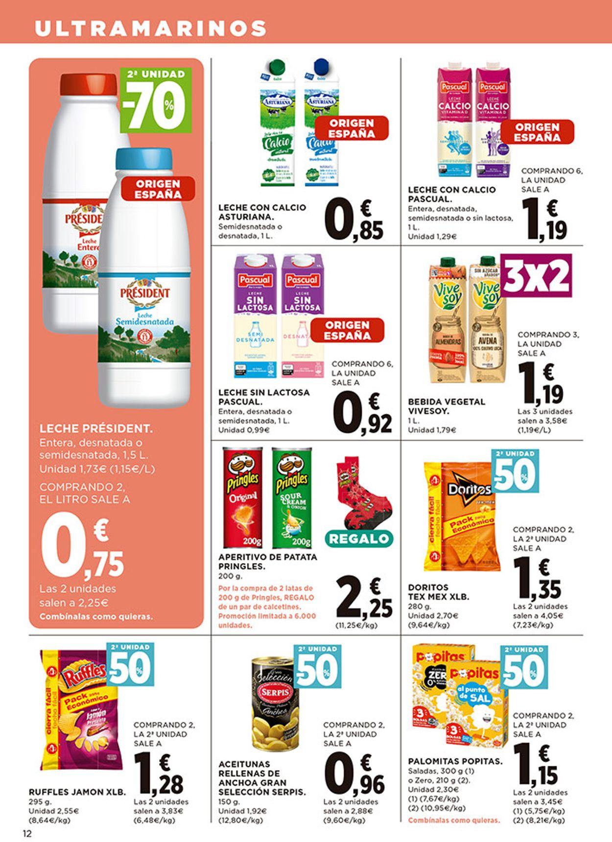 Hipercor Folleto - 08.10-21.10.2020 (Página 12)