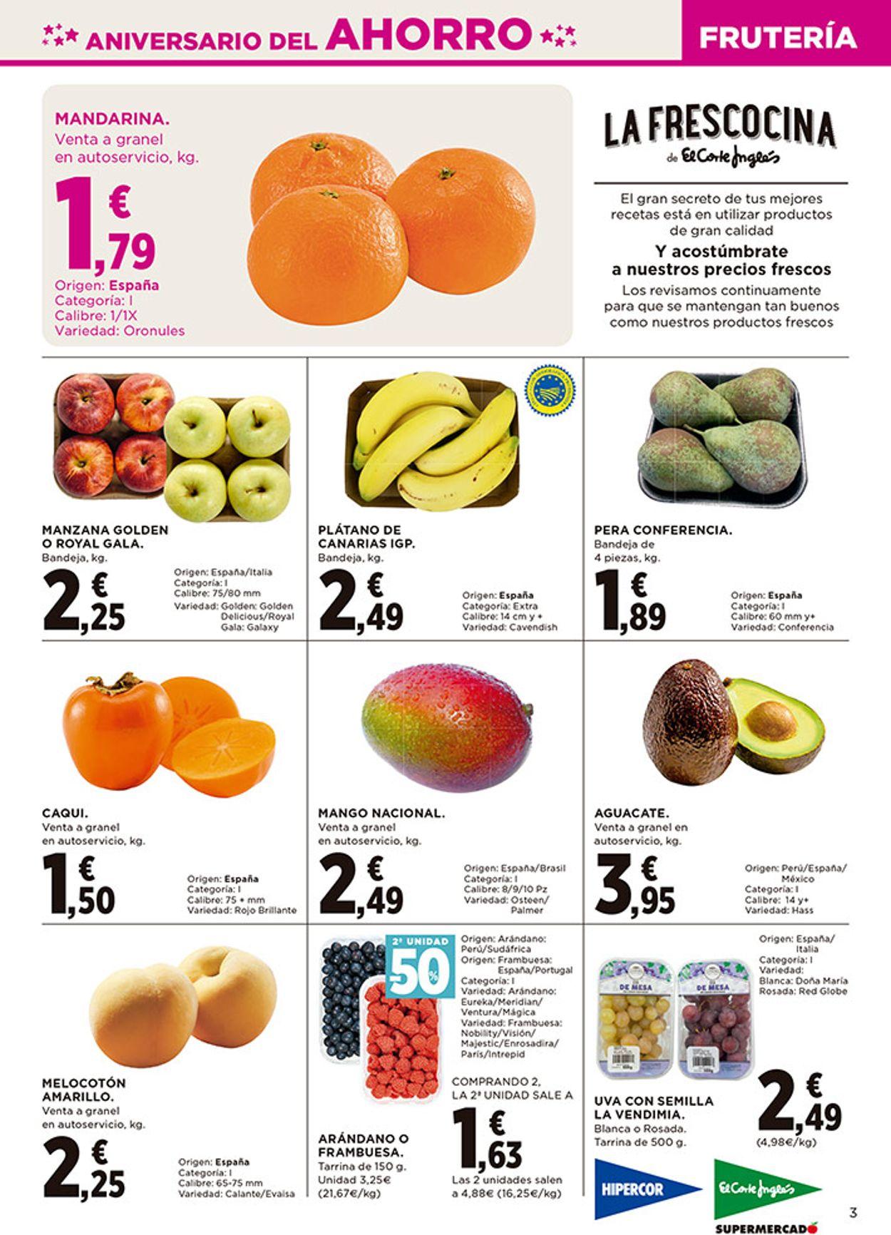 Hipercor Folleto - 22.10-11.11.2020 (Página 3)