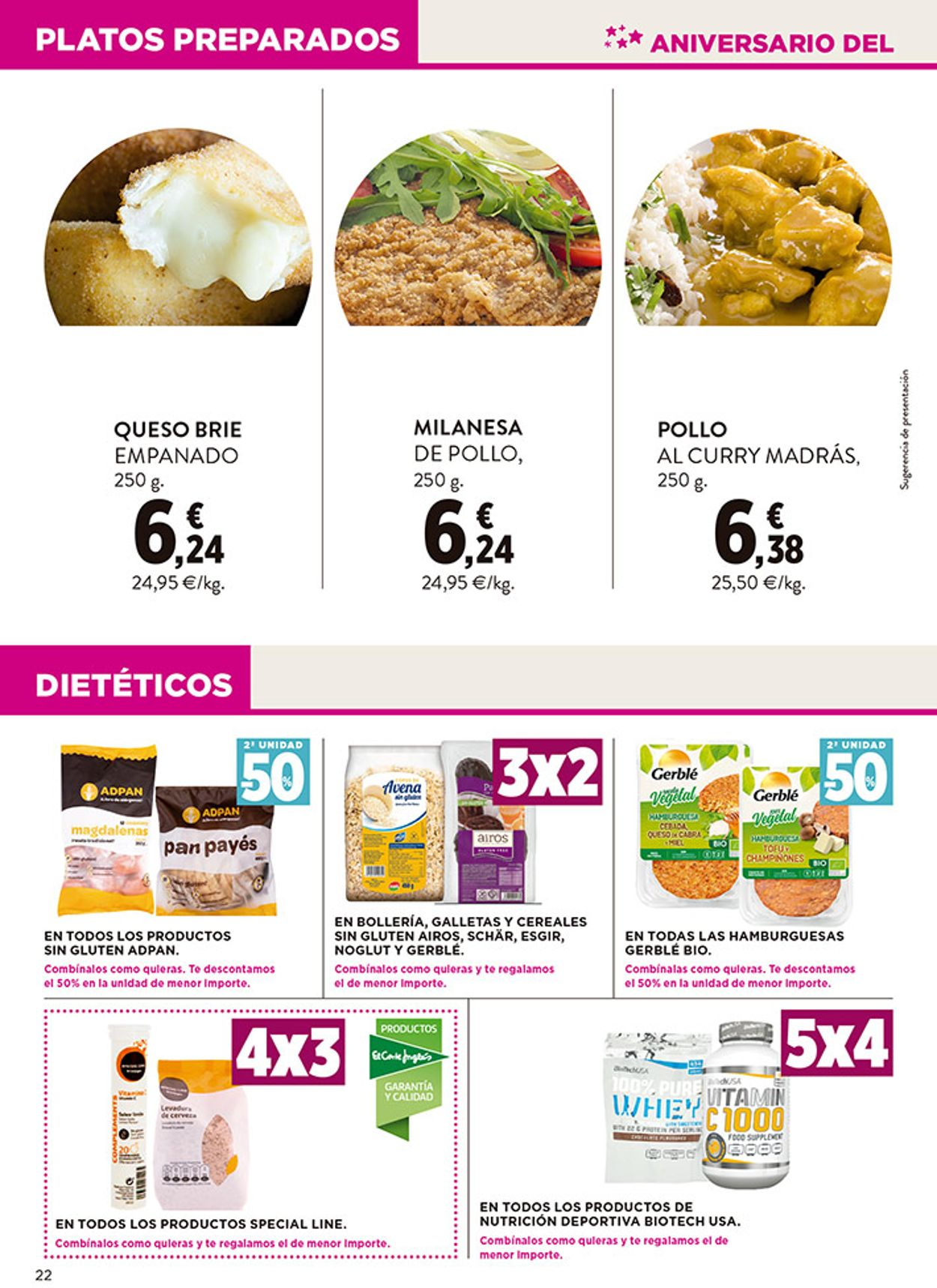 Hipercor Folleto - 22.10-11.11.2020 (Página 22)