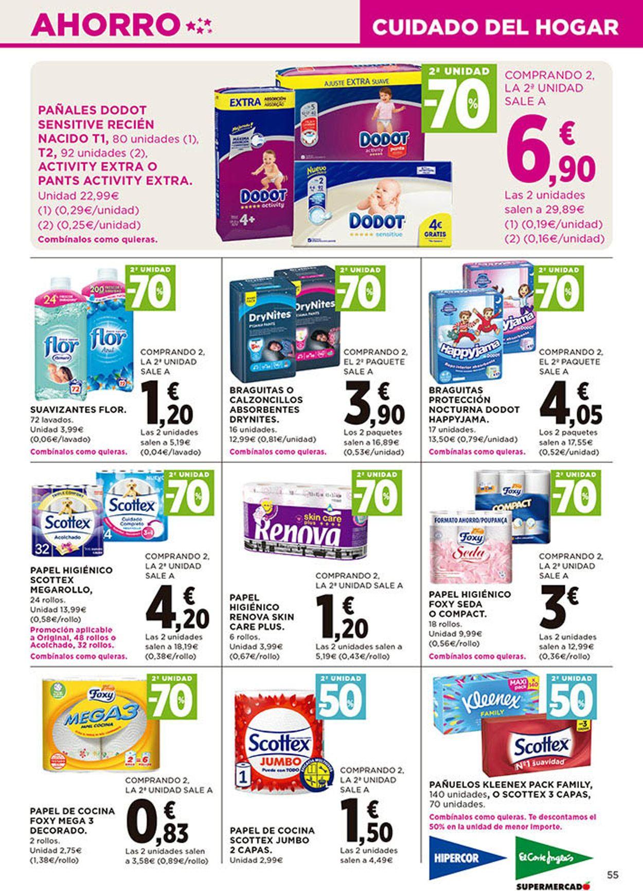 Hipercor Folleto - 22.10-11.11.2020 (Página 55)