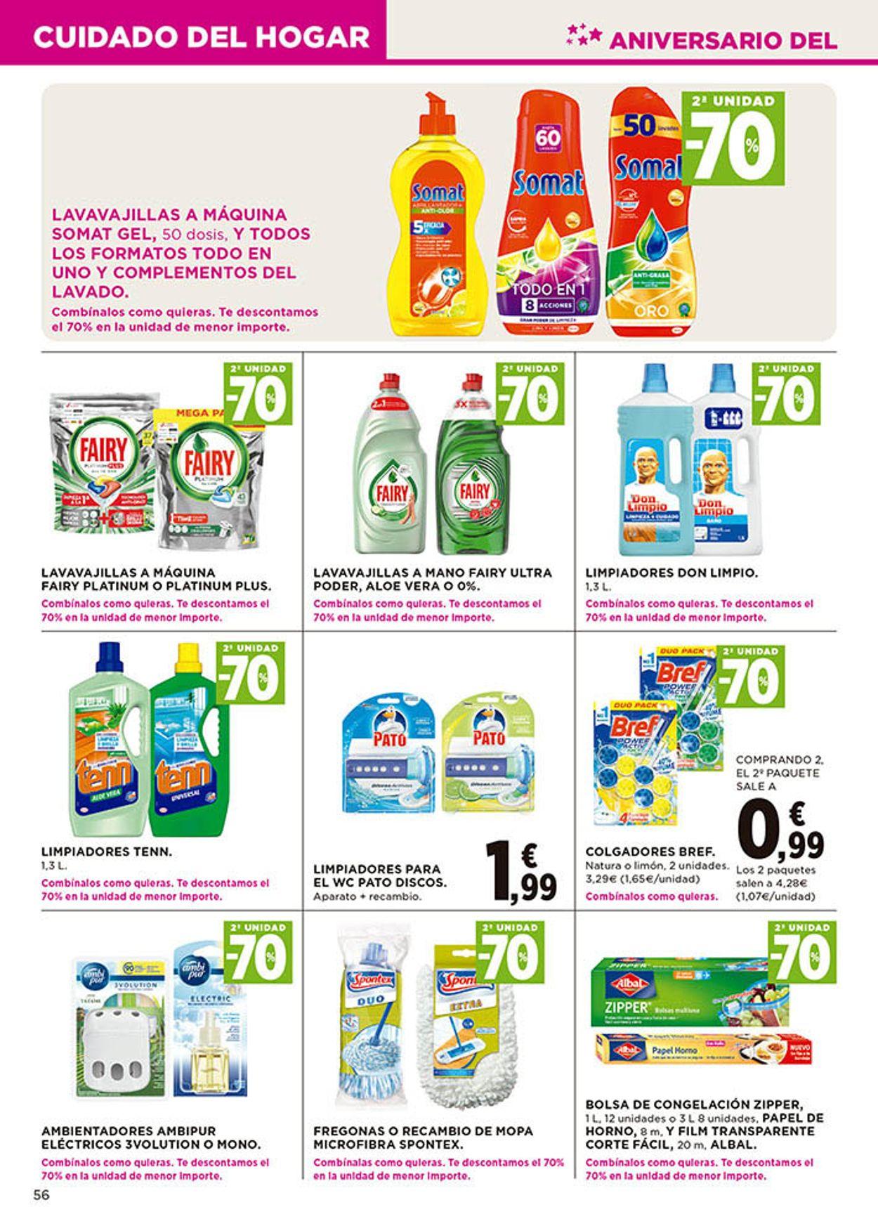 Hipercor Folleto - 22.10-11.11.2020 (Página 56)