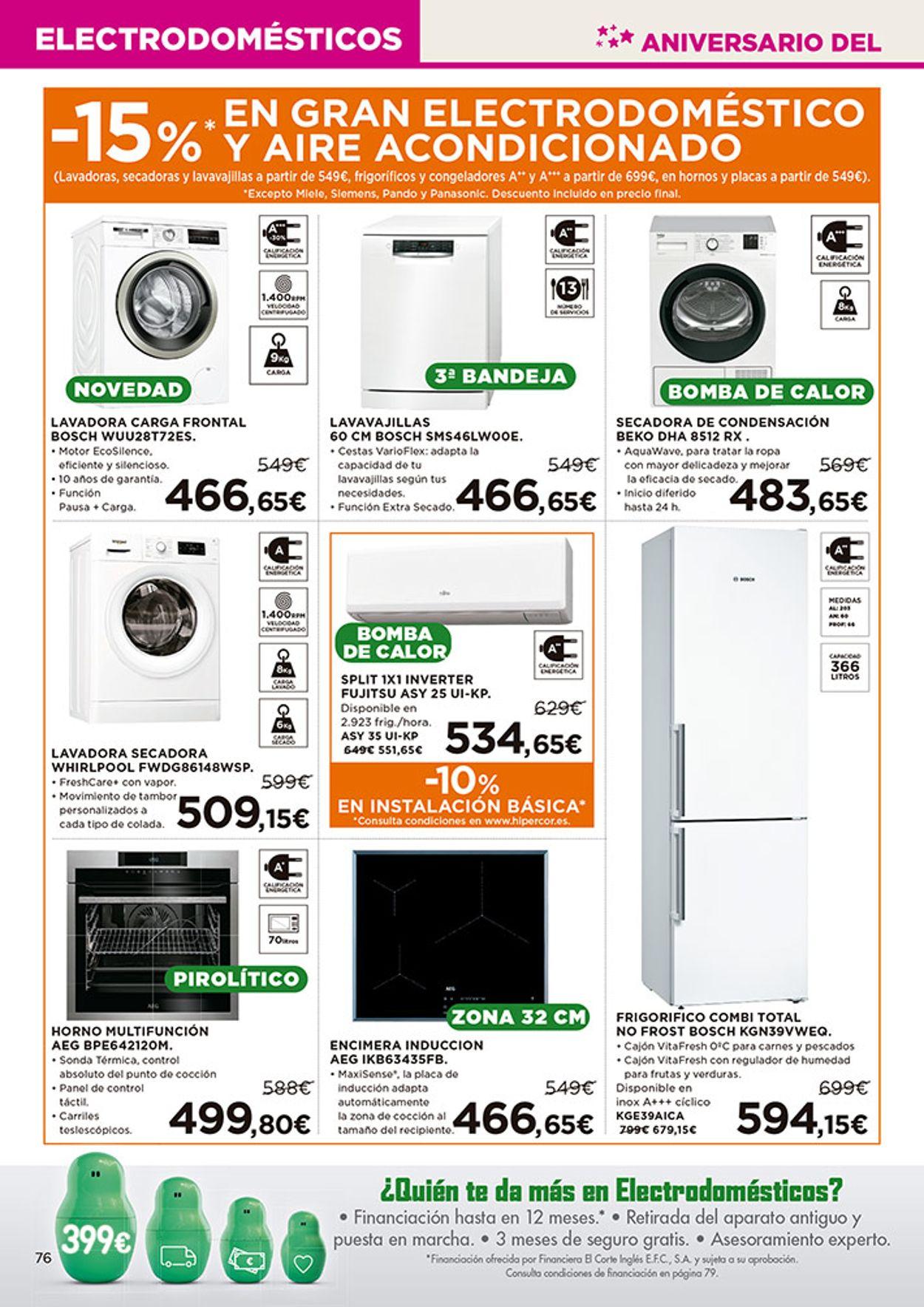 Hipercor Folleto - 22.10-11.11.2020 (Página 76)