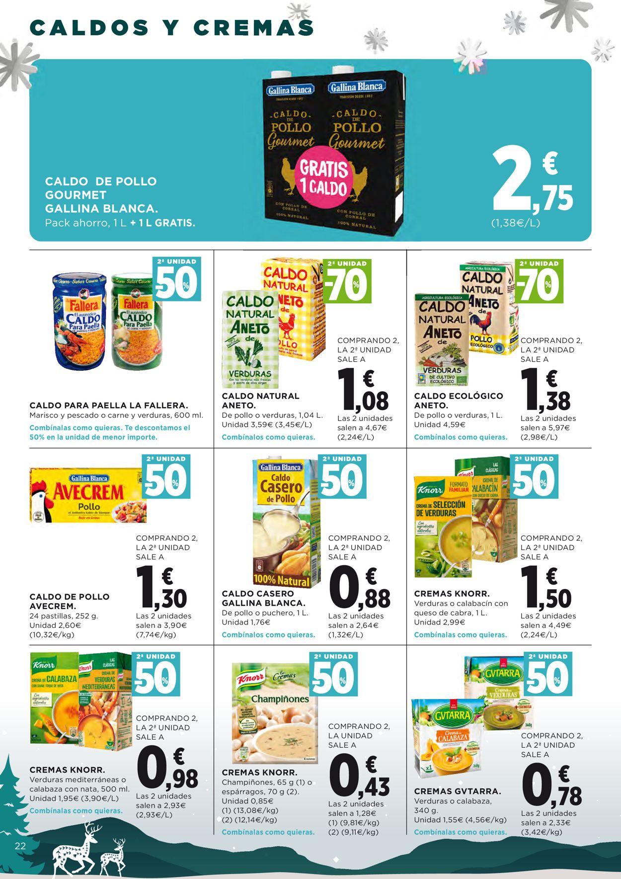 Hipercor Folleto - 12.11-25.11.2020 (Página 22)
