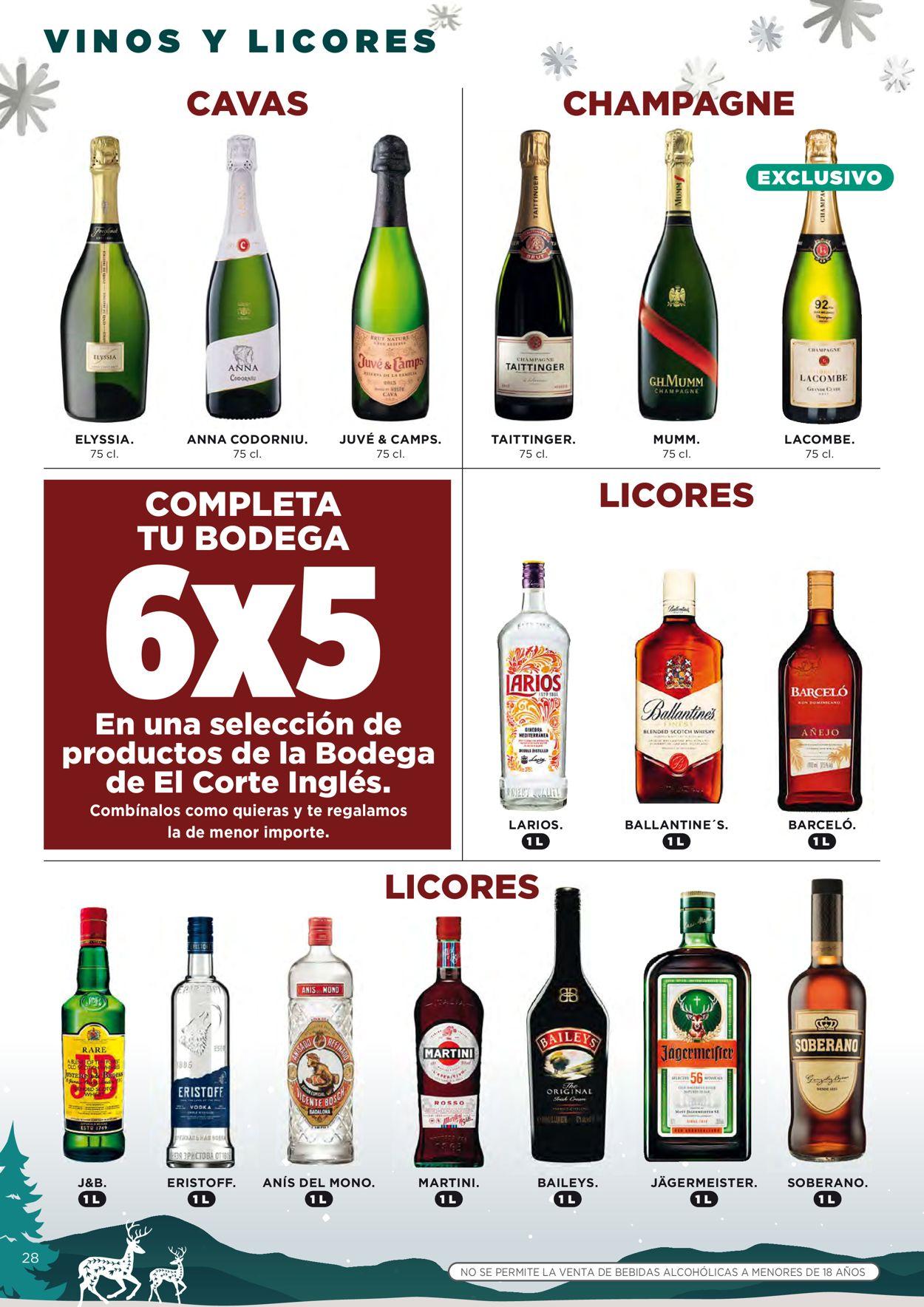 Hipercor Folleto - 12.11-25.11.2020 (Página 28)