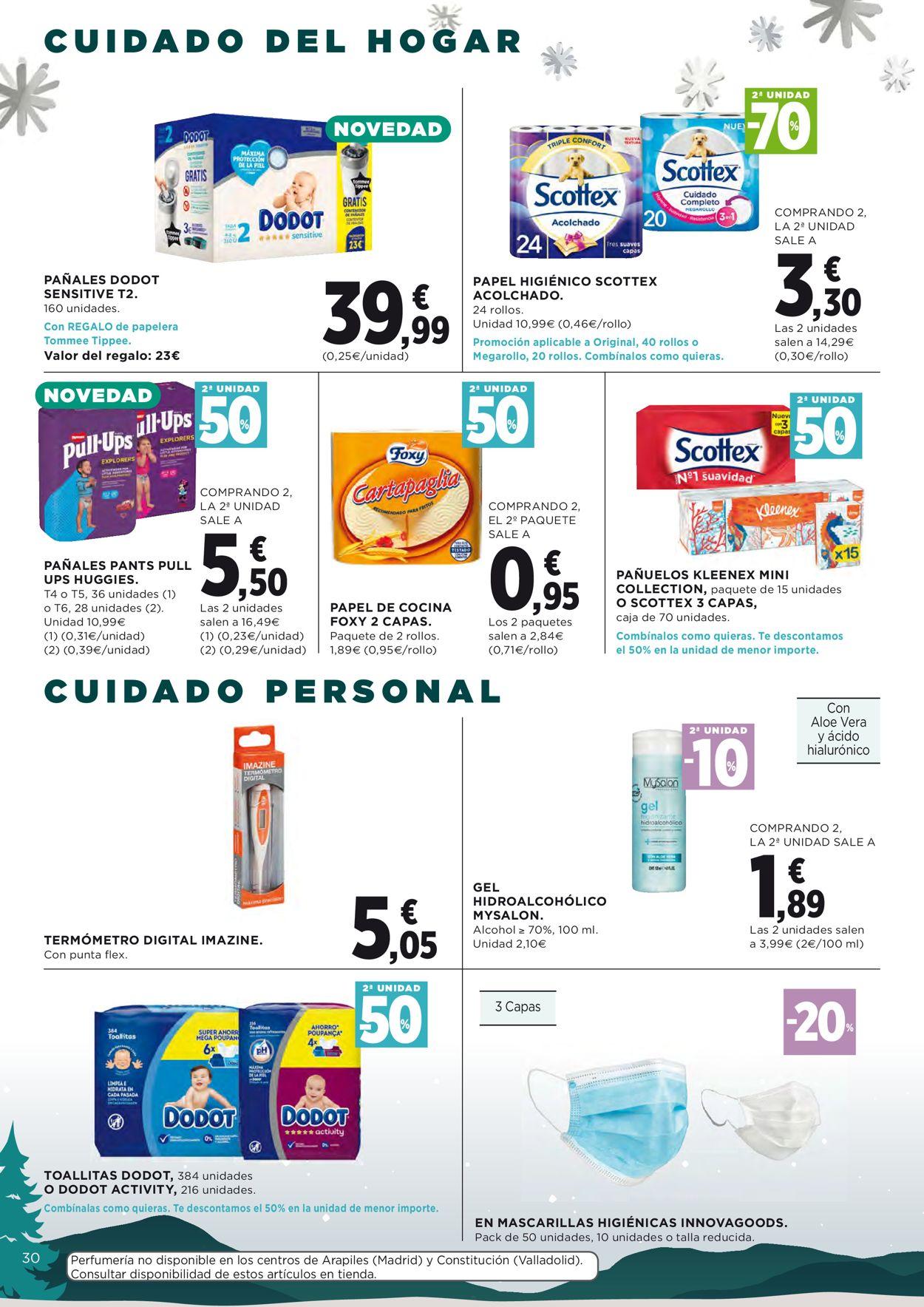 Hipercor Folleto - 12.11-25.11.2020 (Página 36)