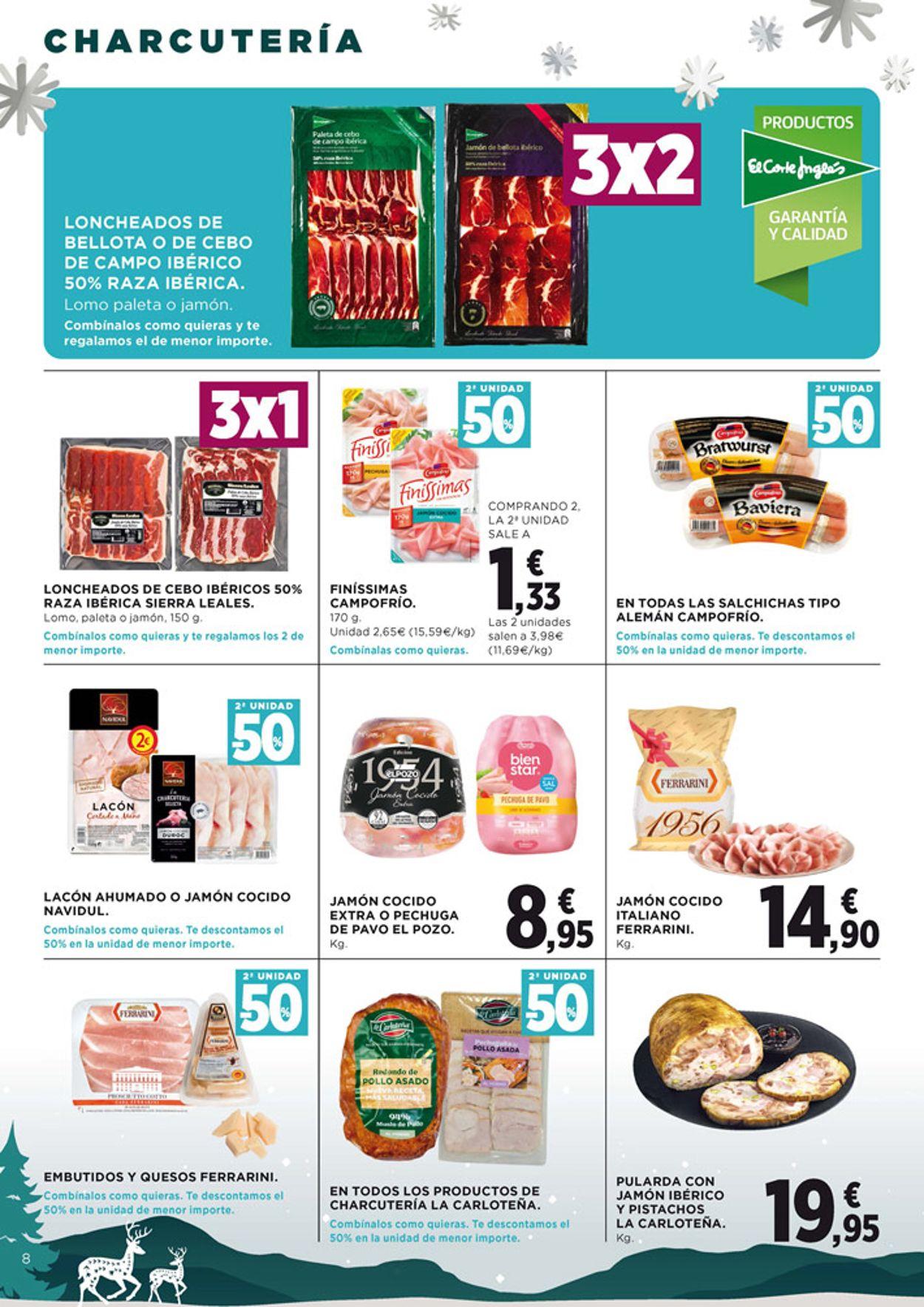 Hipercor - Navidad Folleto - 12.11-25.11.2020 (Página 8)