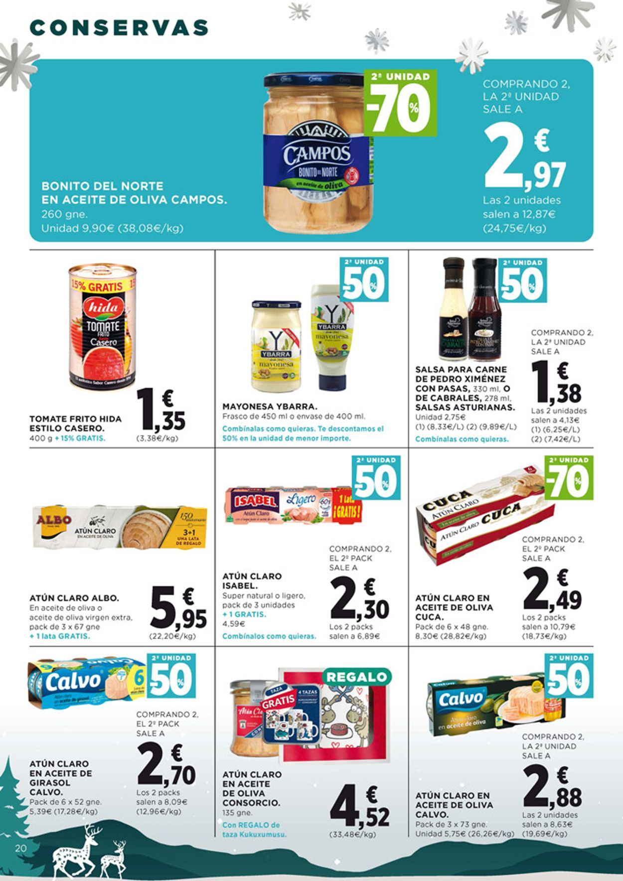 Hipercor - Navidad Folleto - 12.11-25.11.2020 (Página 20)