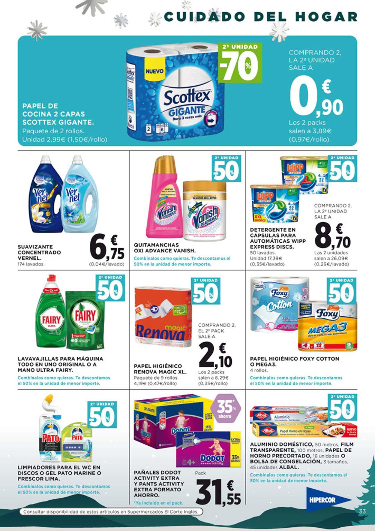 Hipercor - Navidad Folleto - 12.11-25.11.2020 (Página 39)