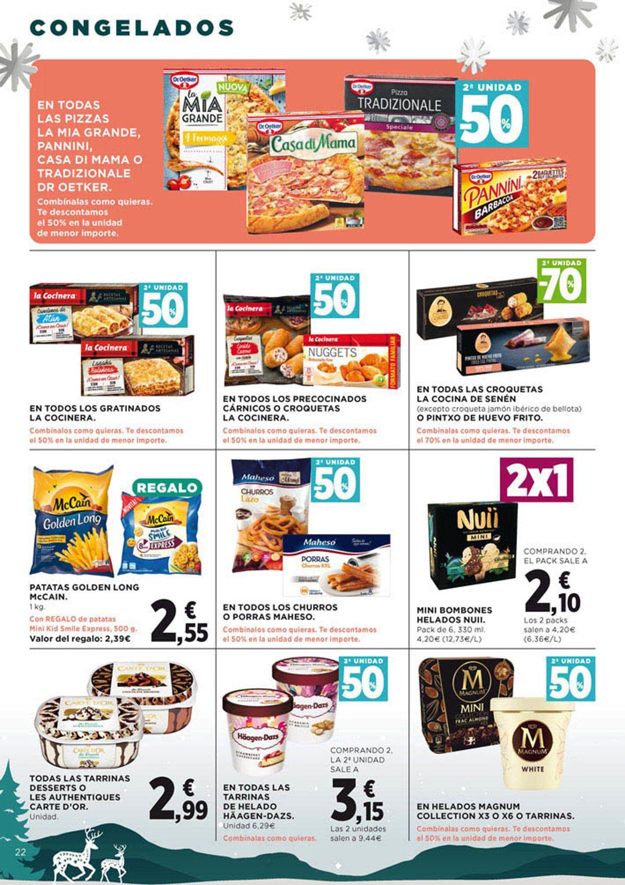 Hipercor Navidad 2020 Folleto - 26.11-09.12.2020 (Página 22)