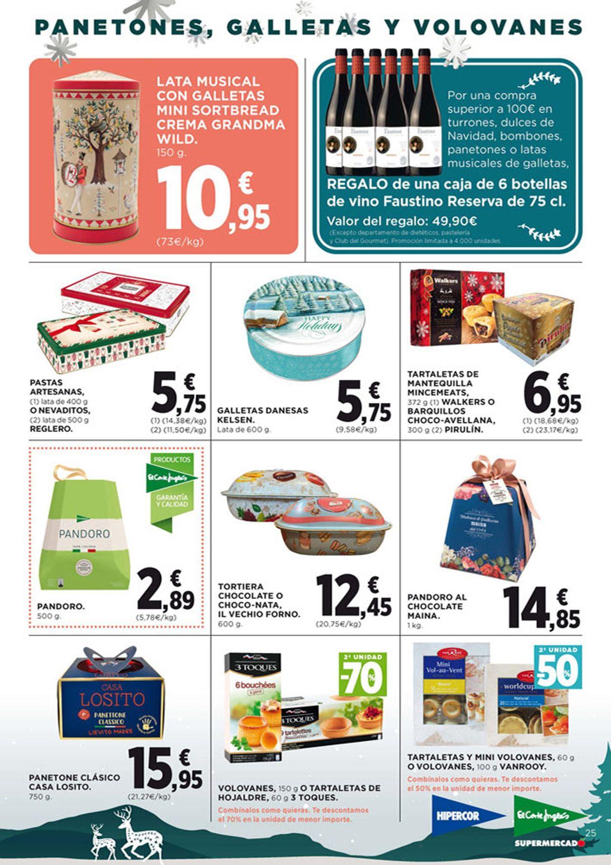 Hipercor Navidad 2020 Folleto - 26.11-09.12.2020 (Página 27)