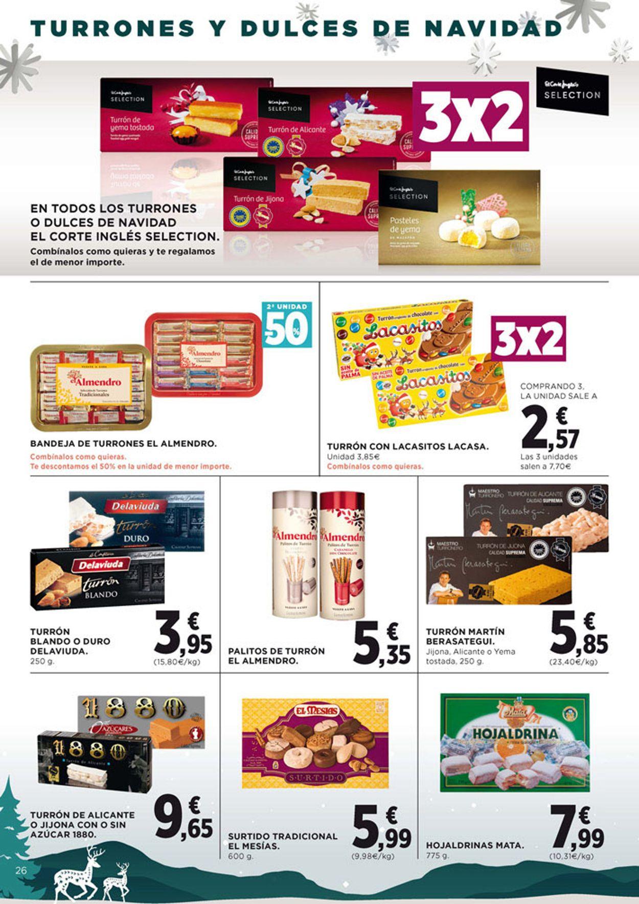 Hipercor Navidad 2020 Folleto - 26.11-09.12.2020 (Página 28)