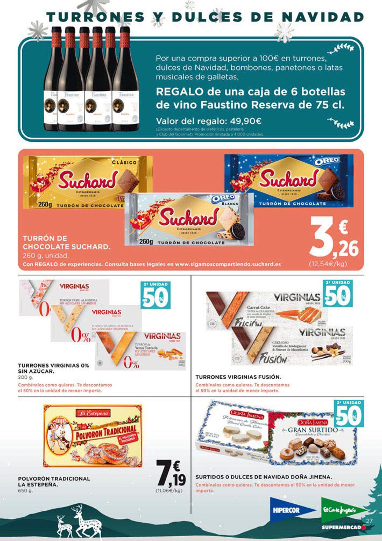 Hipercor Navidad 2020 Folleto - 26.11-09.12.2020 (Página 29)
