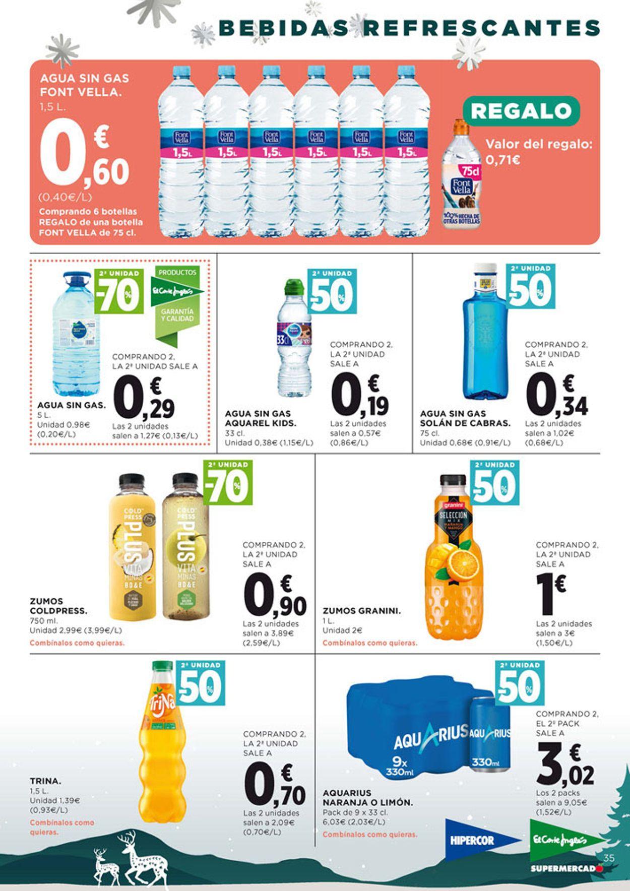 Hipercor Navidad 2020 Folleto - 26.11-09.12.2020 (Página 39)