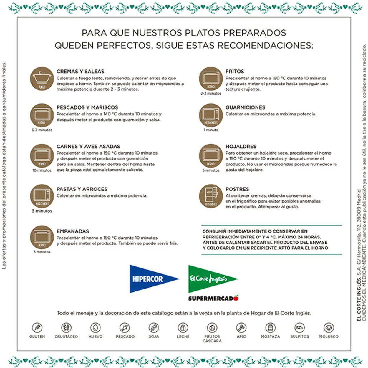 Hipercor Navidad 2020 Folleto - 11.12-05.01.2021 (Página 12)