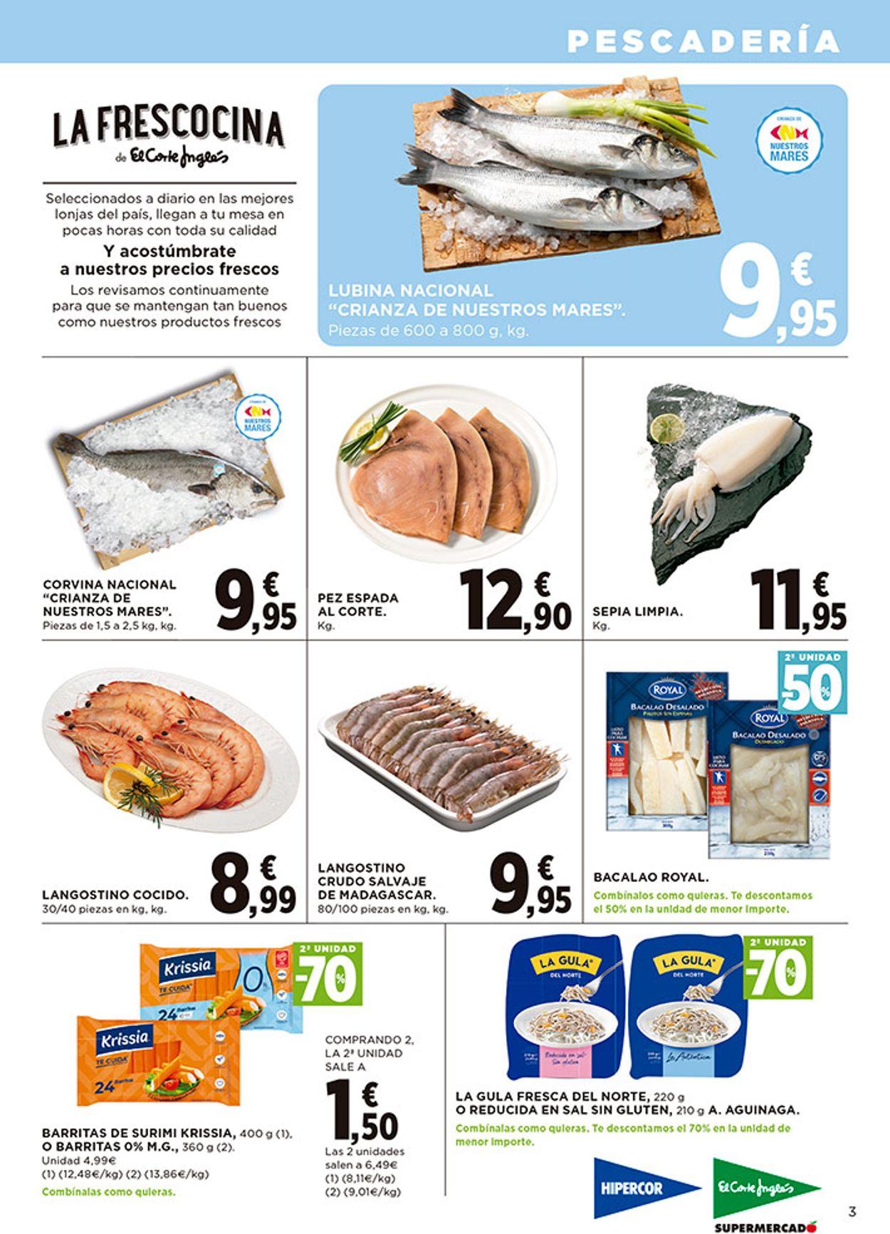 Hipercor Folleto - 02.01-13.01.2021 (Página 3)