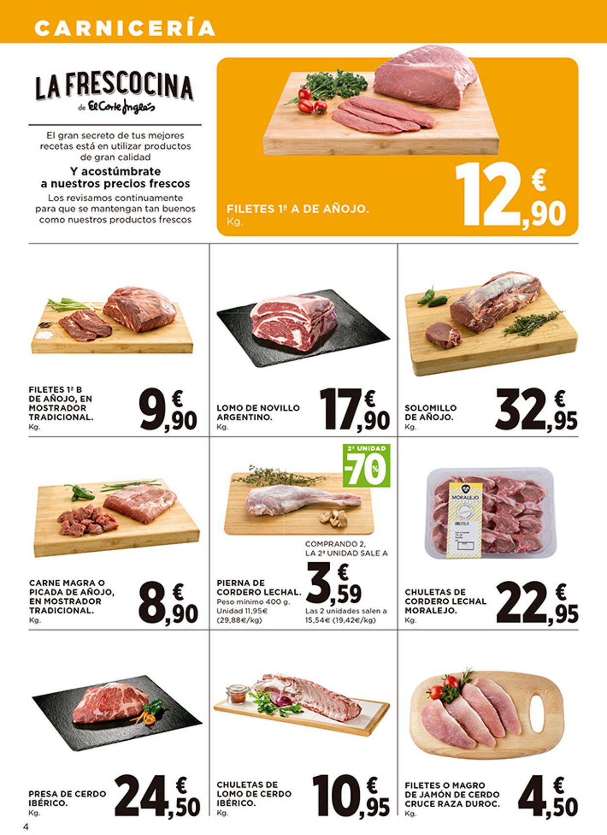 Hipercor Folleto - 02.01-13.01.2021 (Página 4)