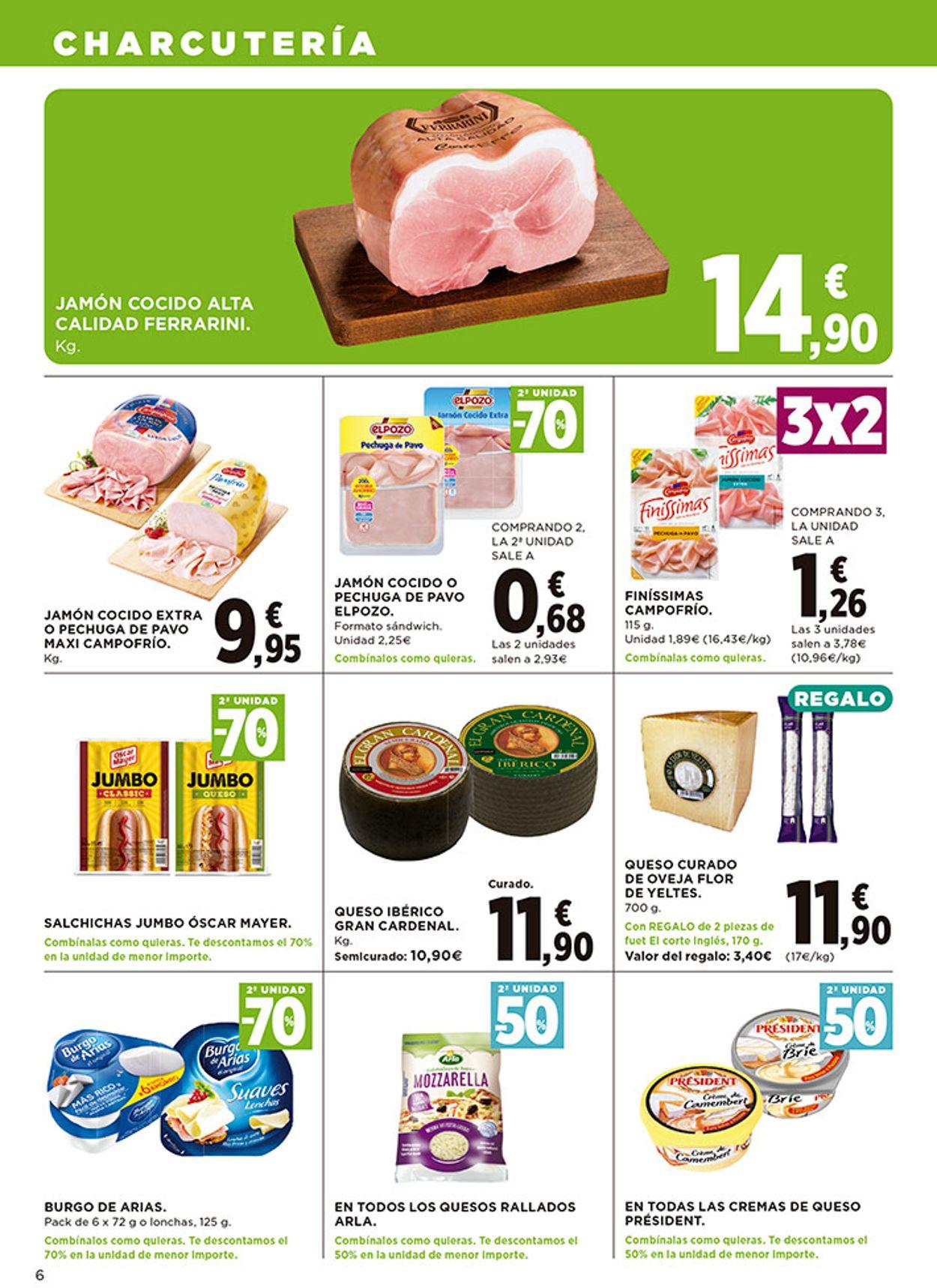 Hipercor Folleto - 02.01-13.01.2021 (Página 6)