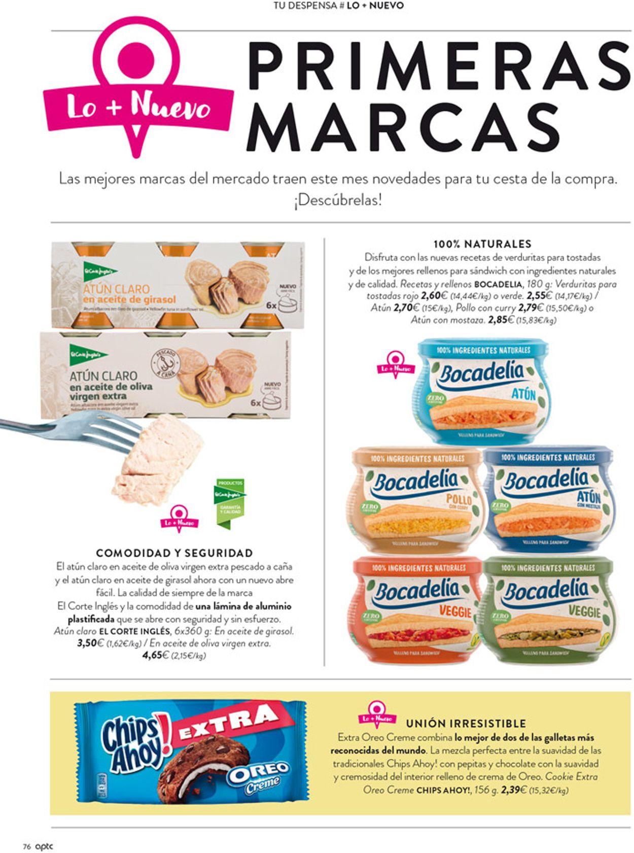 Hipercor Cafe 2021 Folleto - 14.01-31.01.2021 (Página 76)