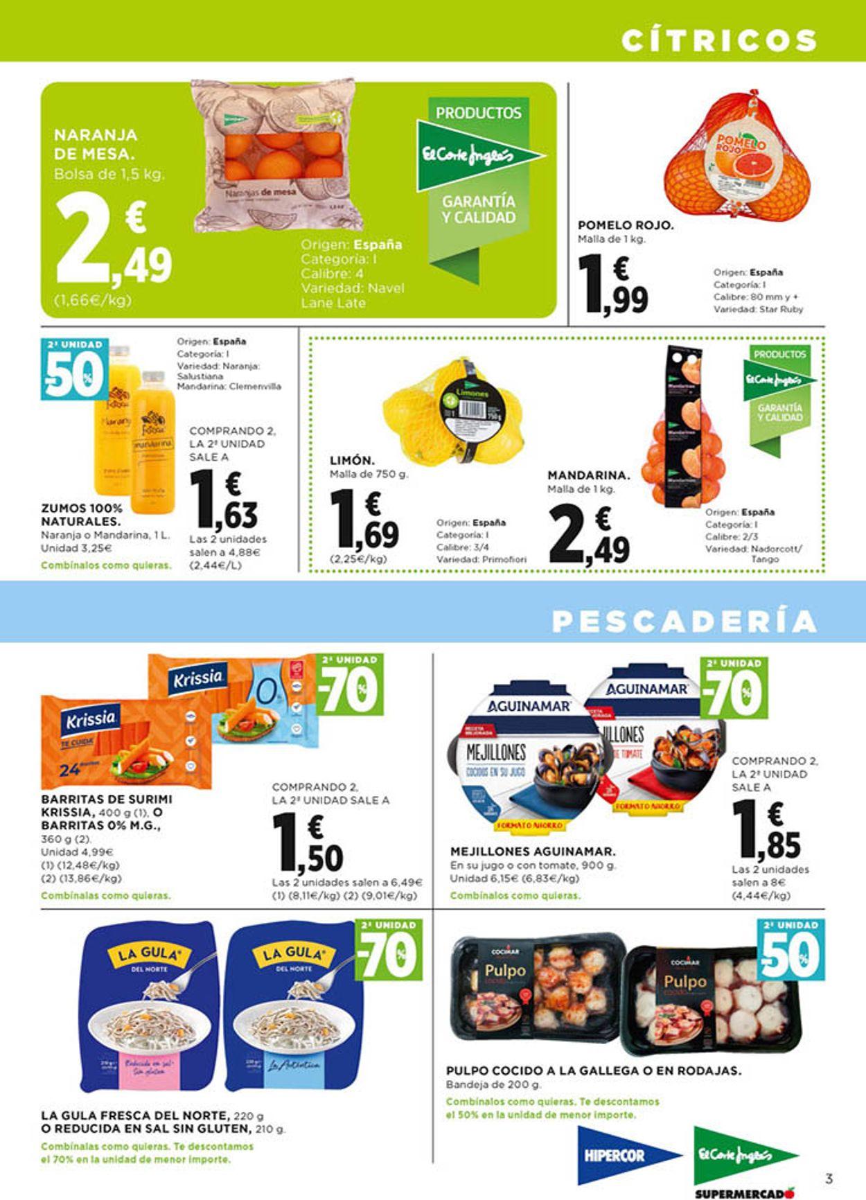 Hipercor Folleto - 28.01-10.02.2021 (Página 3)