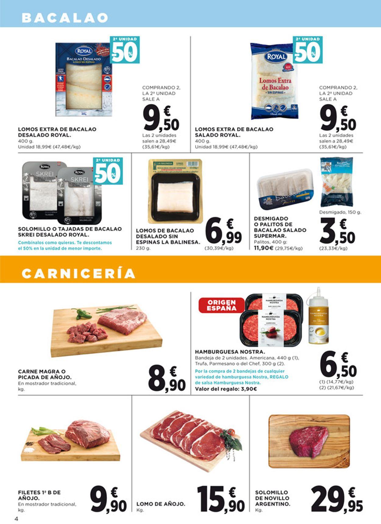 Hipercor Folleto - 11.03-24.03.2021 (Página 4)