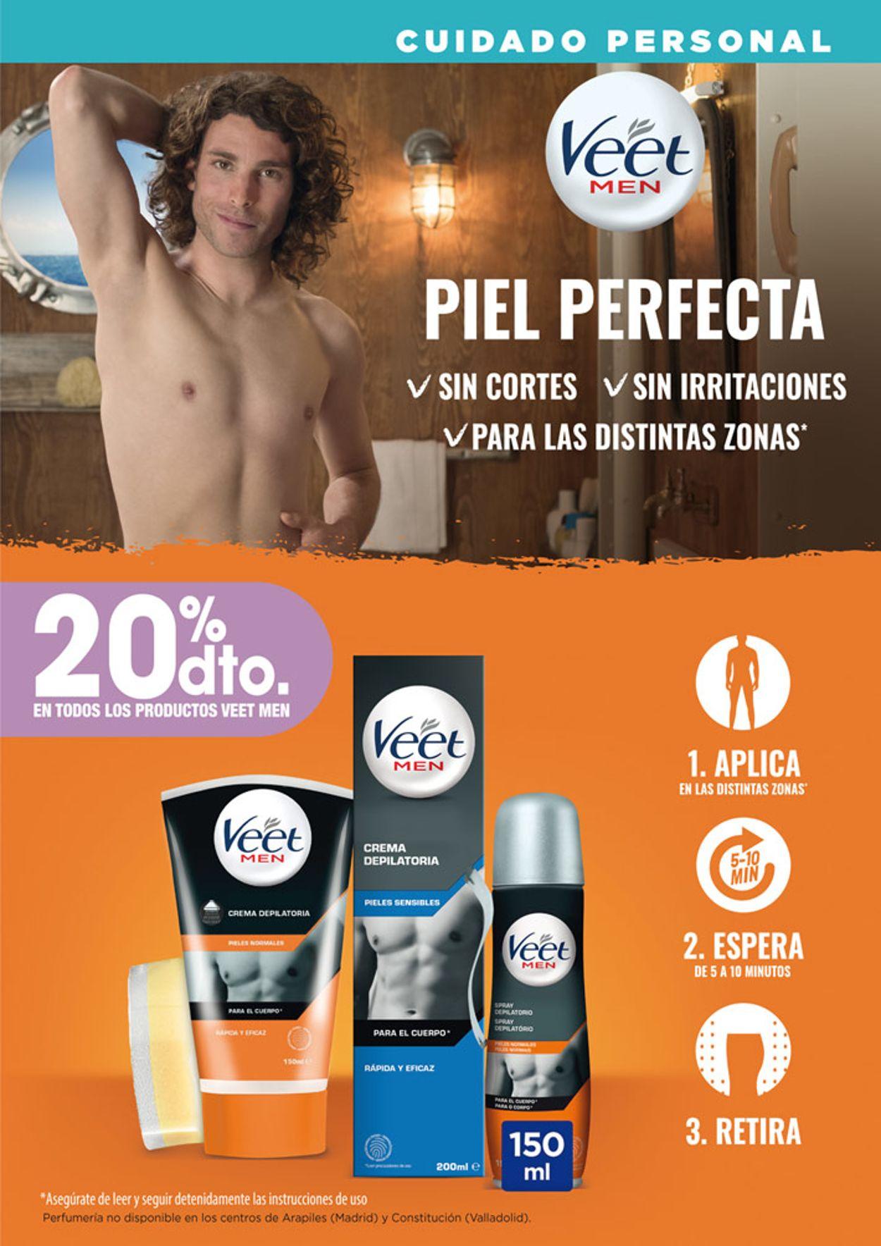 Hipercor Folleto - 11.03-24.03.2021 (Página 25)