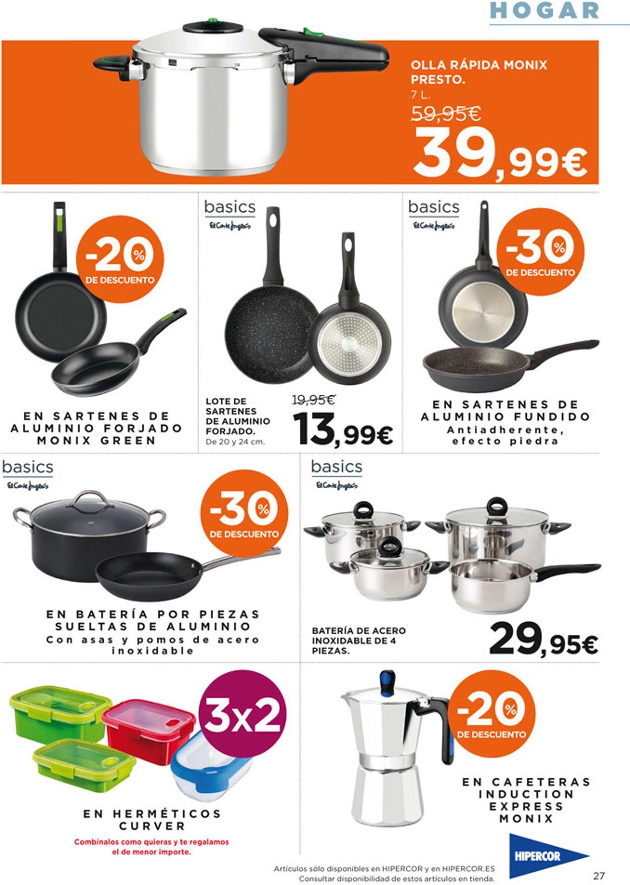 Hipercor Folleto - 11.03-24.03.2021 (Página 31)