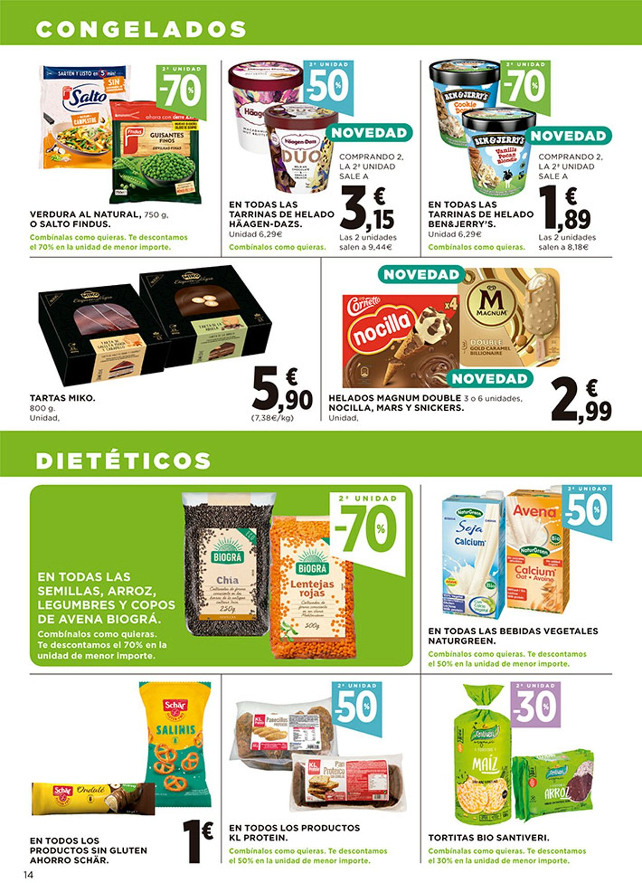 Hipercor Folleto - 25.03-07.04.2021 (Página 14)