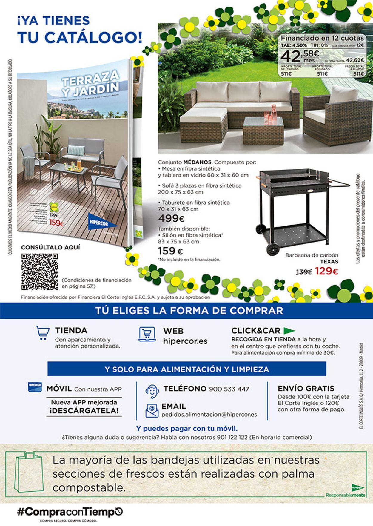 Hipercor Folleto - 25.03-07.04.2021 (Página 68)