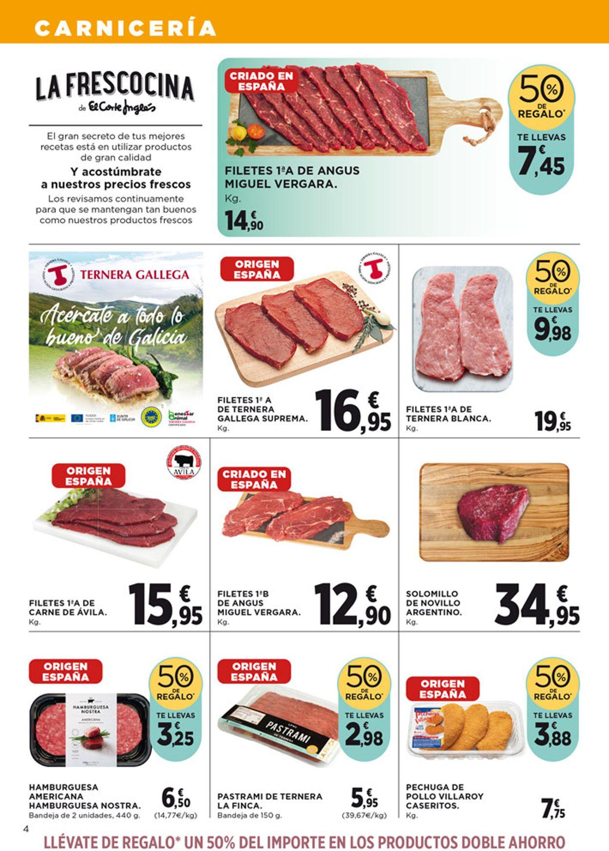 Hipercor Folleto - 08.04-21.04.2021 (Página 4)